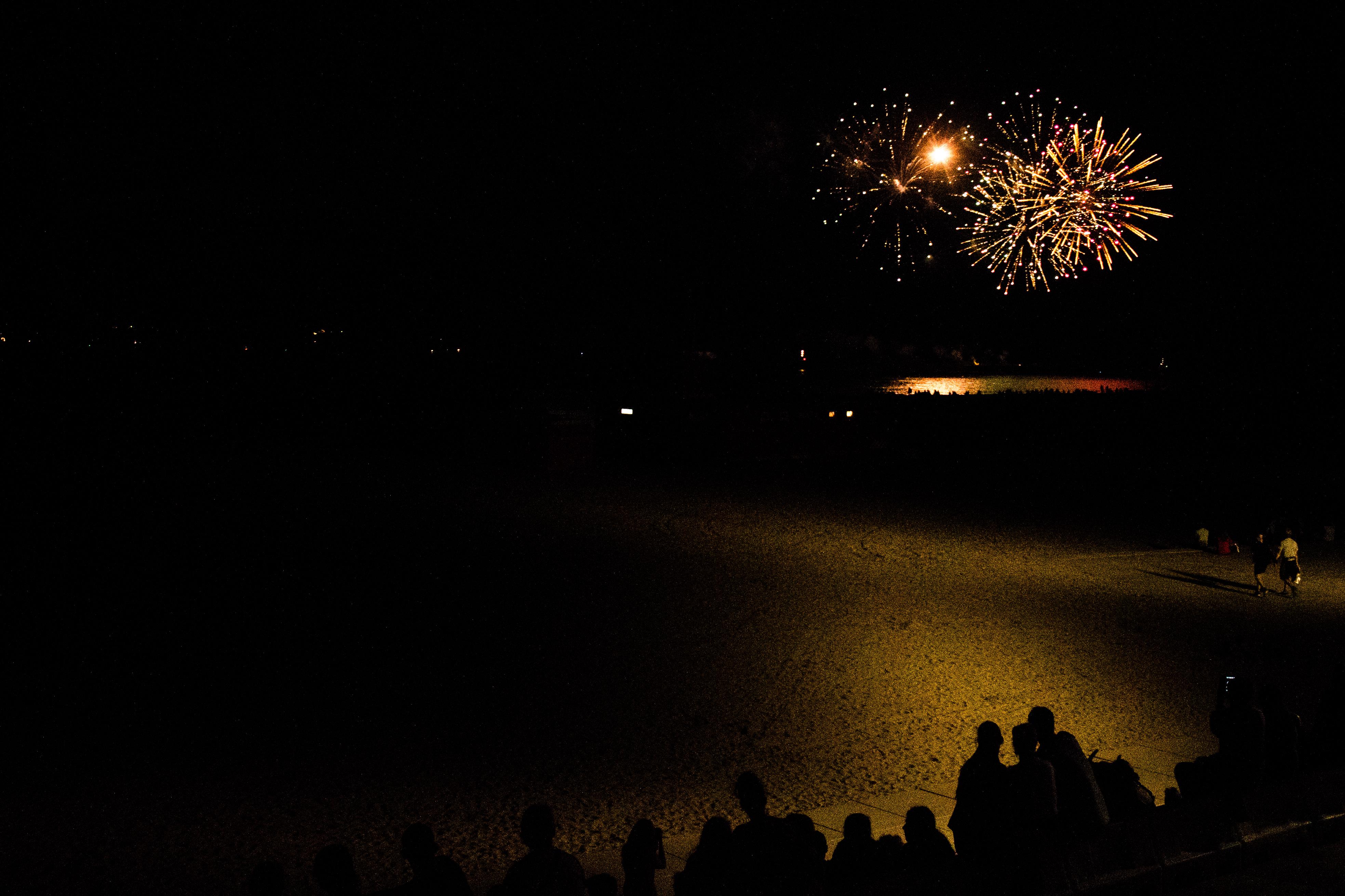 Internationaal vuurwerk festival 2013 @ scheveningen - den haag photo