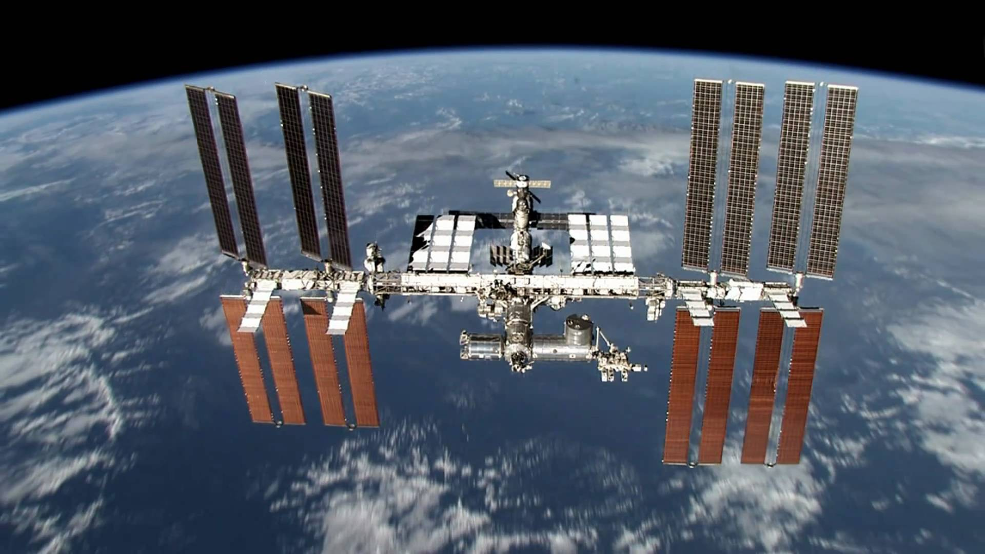 The International Space Station: Together is the Future - YouTube