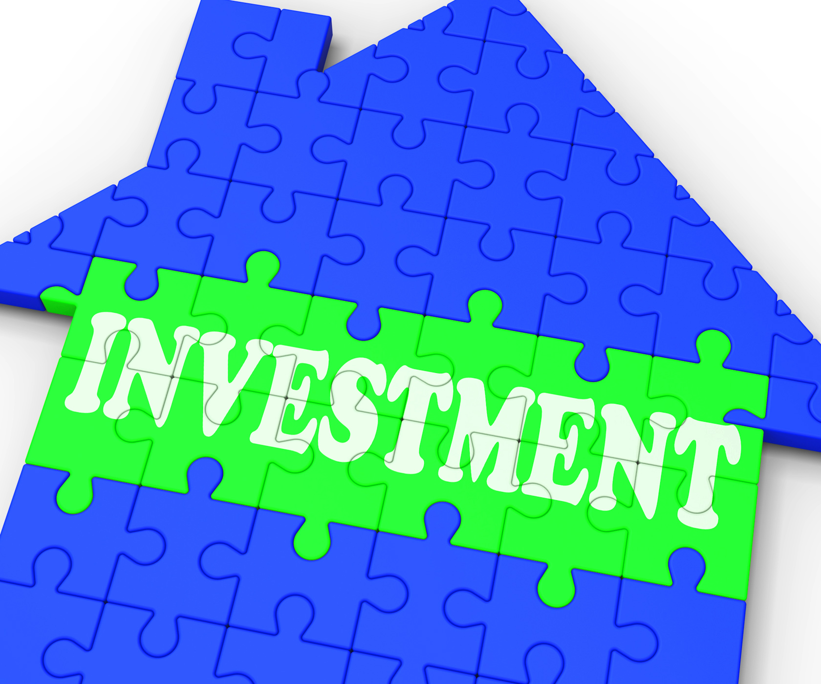 Investment House Means Investing In Real Estate, Buy, Loan, Rental, Realestate, HQ Photo