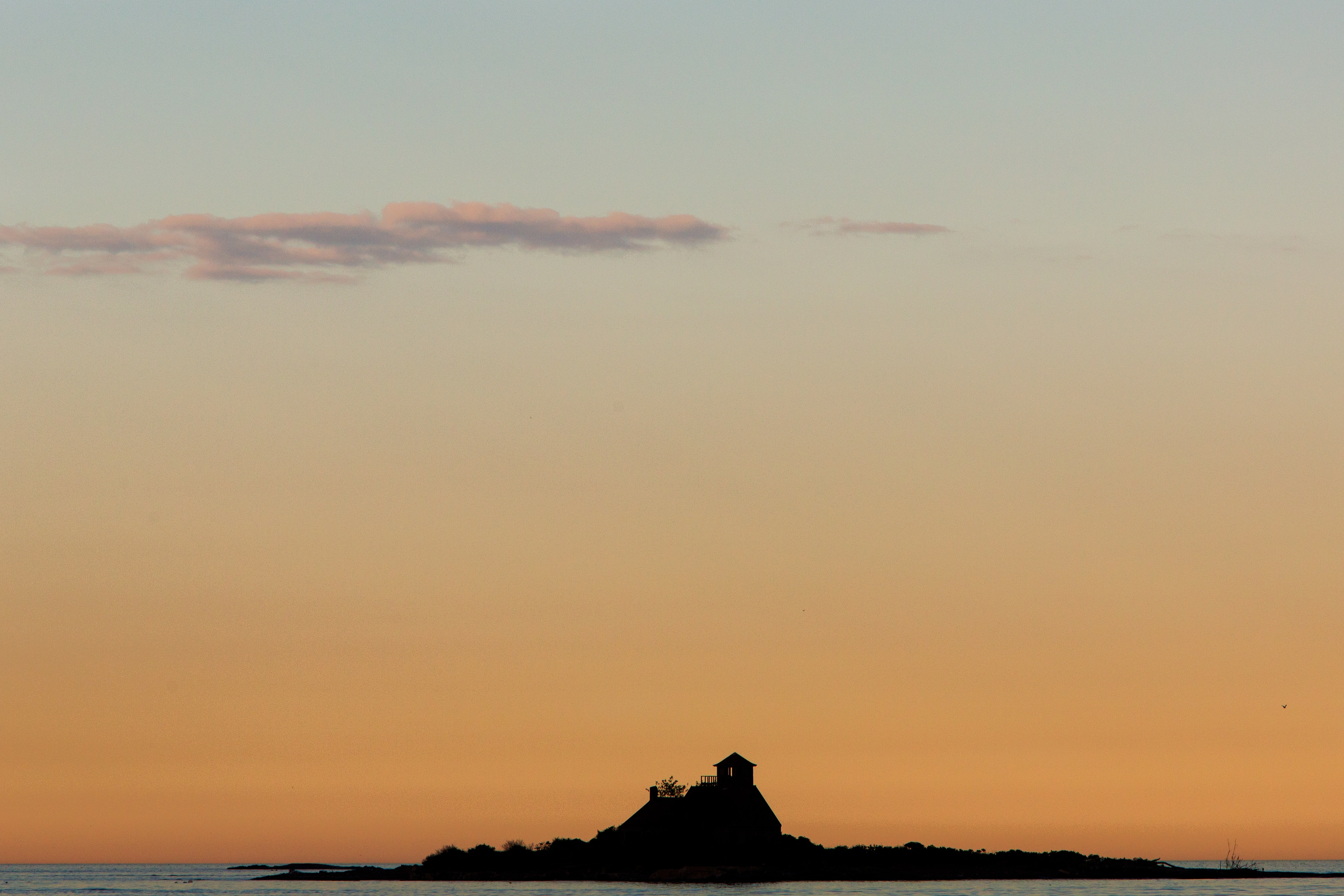 Island, Landscape, Ocean, River, Sea, HQ Photo