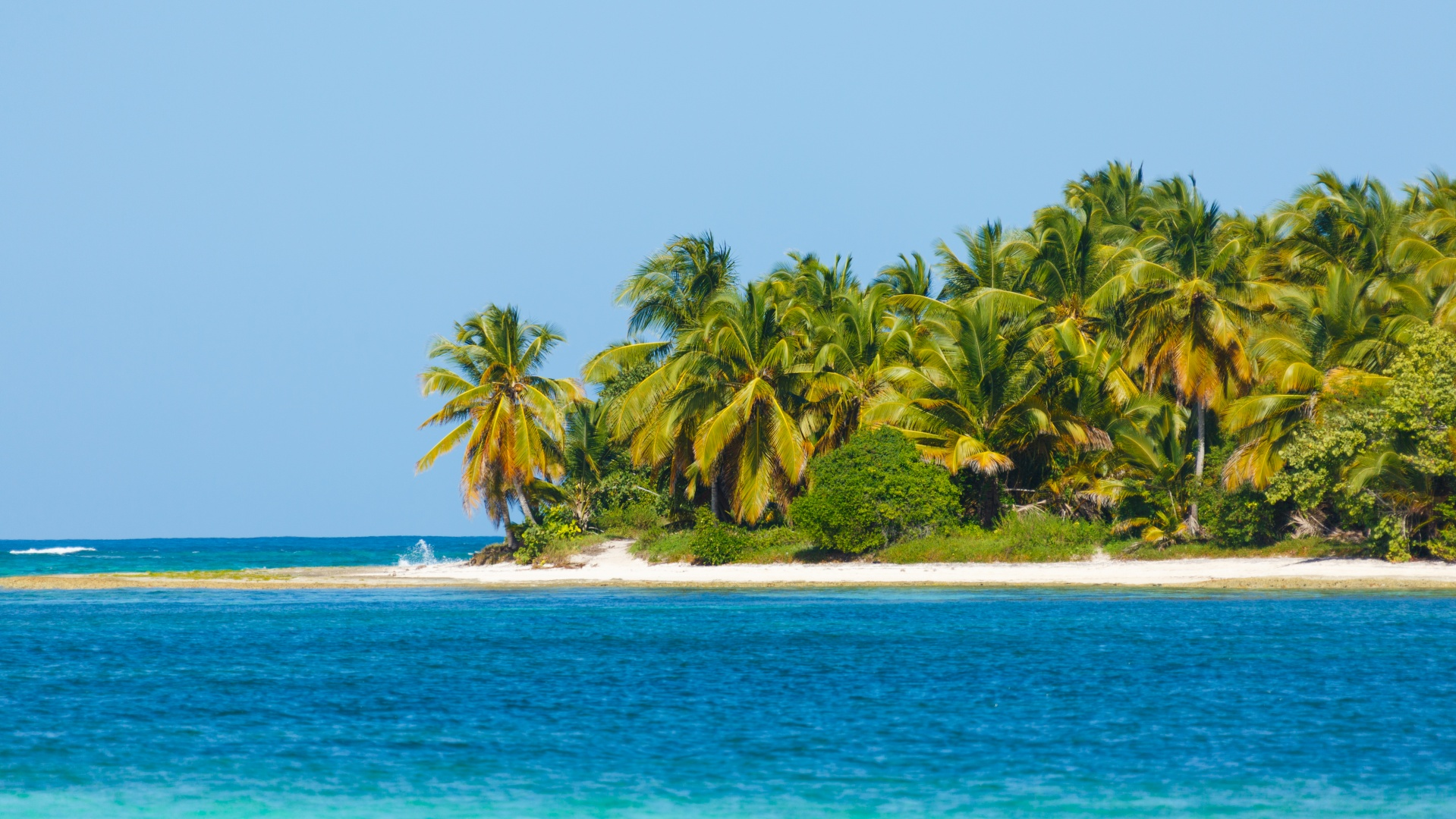 Tropical Island Free Stock Photo - Public Domain Pictures