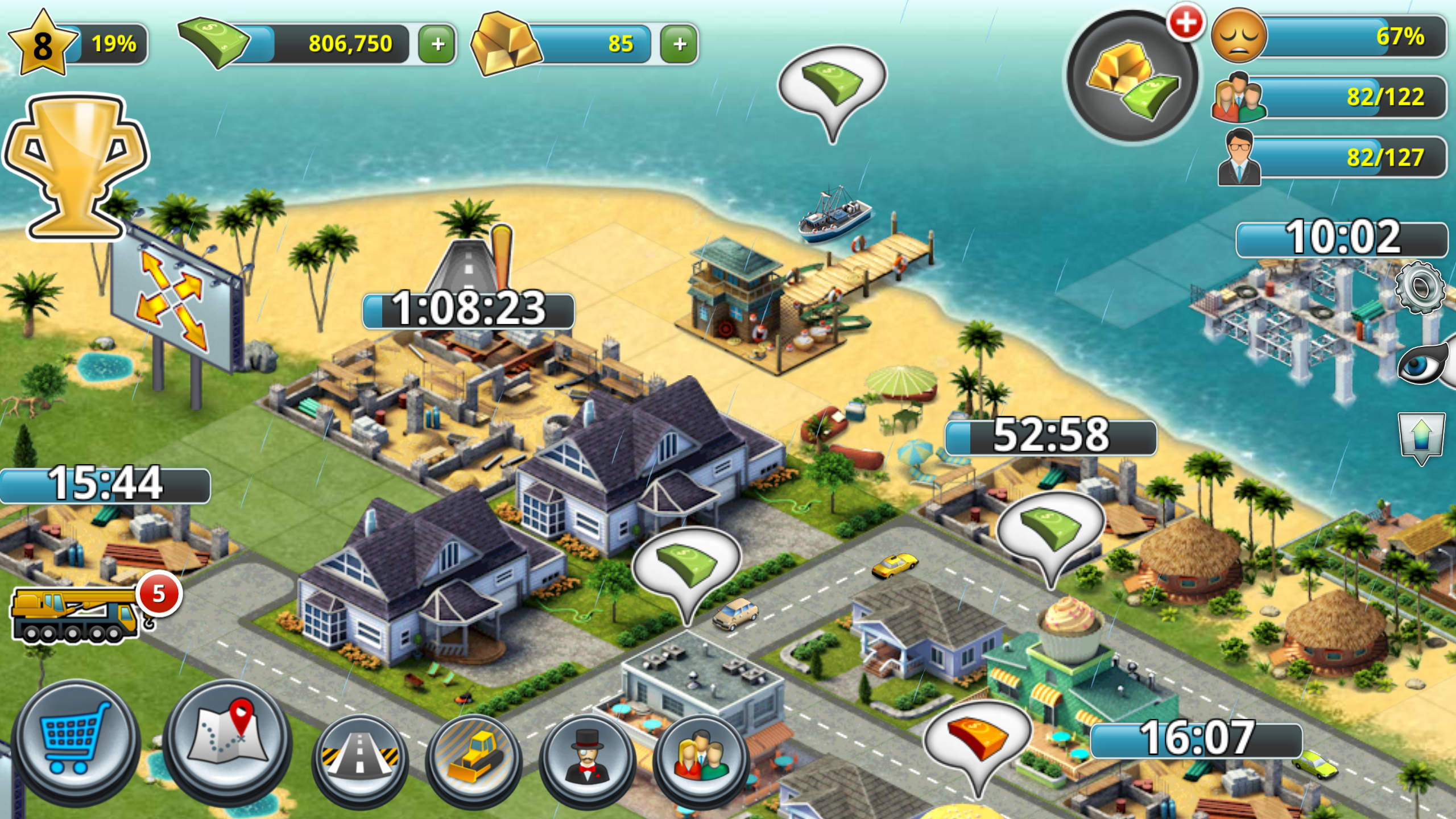 City Island 3 Review :: Android Rundown – where you find the rundown ...