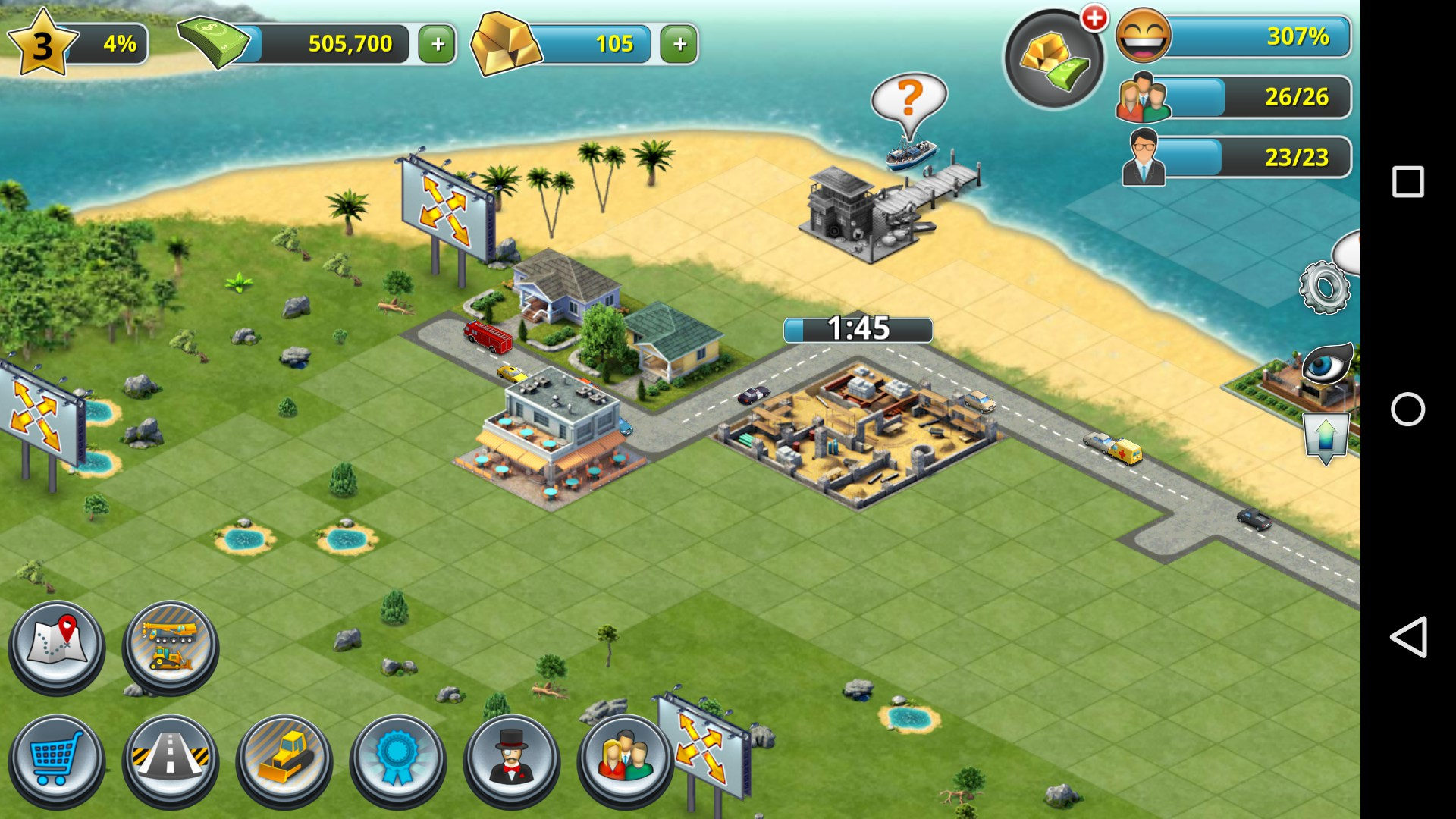 City Island 3 - Building Sim – Games for Android 2018 – Free ...