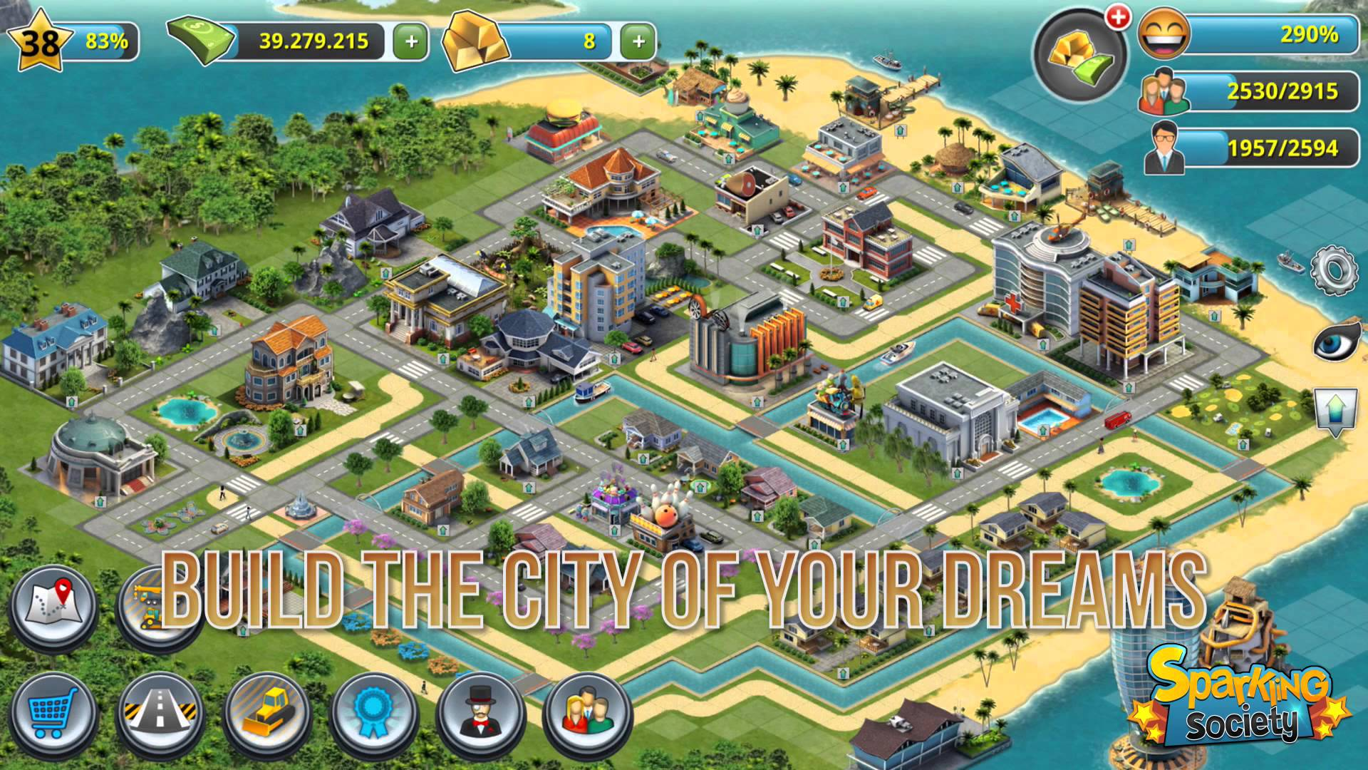 City Island 3 update: Extra Island - Shivering Snows! - YouTube