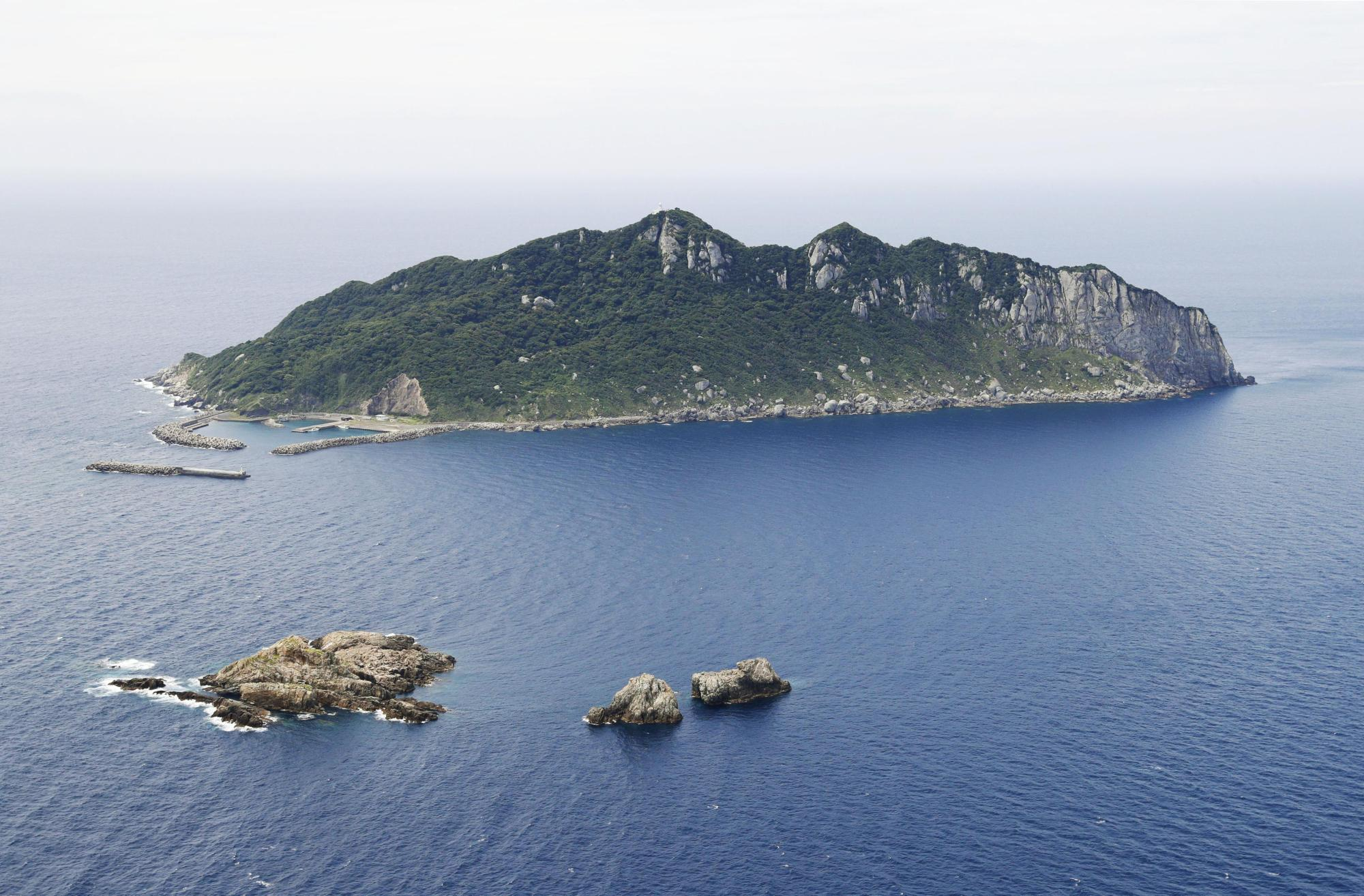 Visitors to be banned from Japan's men-only UNESCO island starting ...