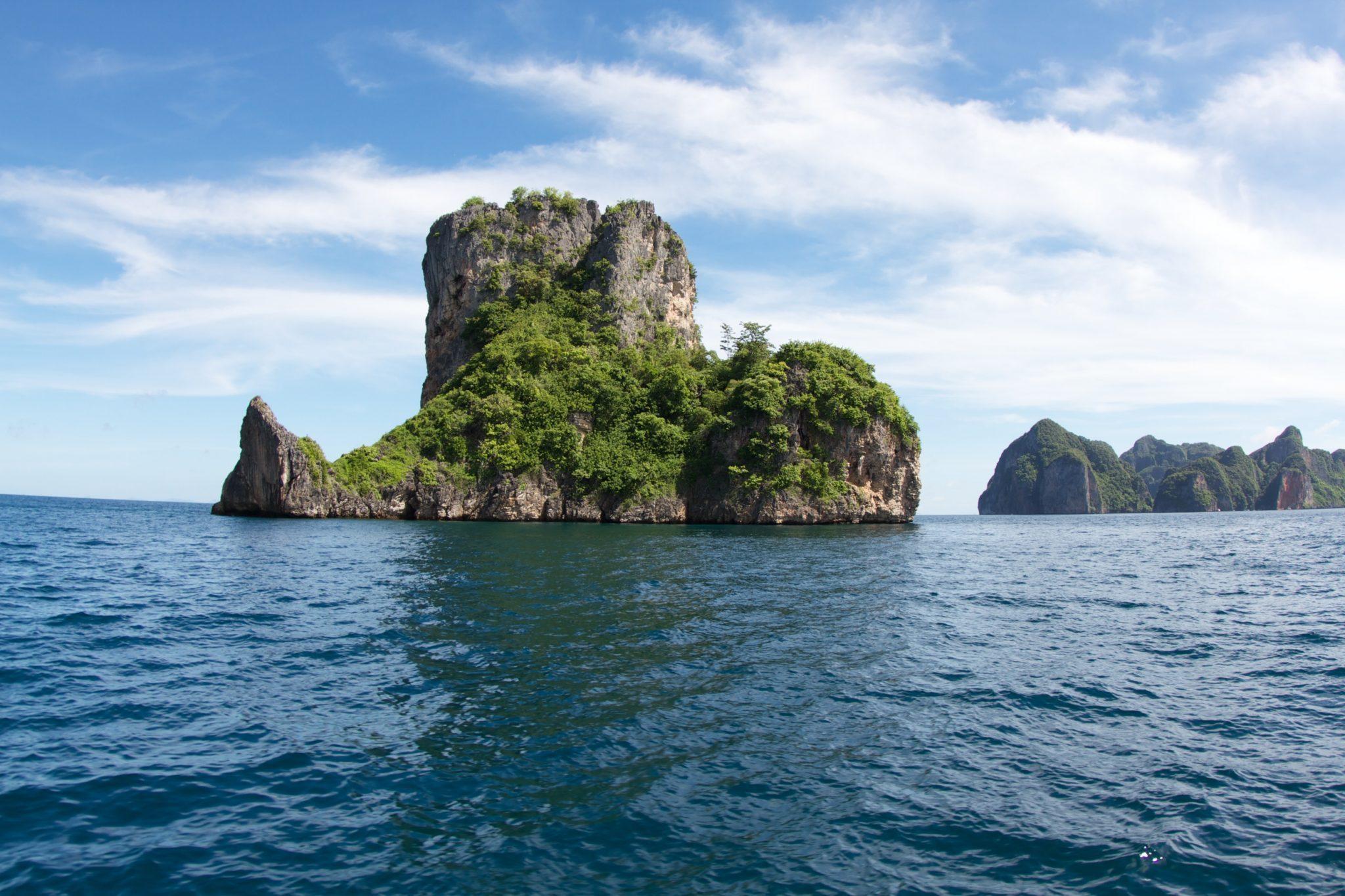 Bida Nai - Dive Sites - Koh Phi Phi - Diving