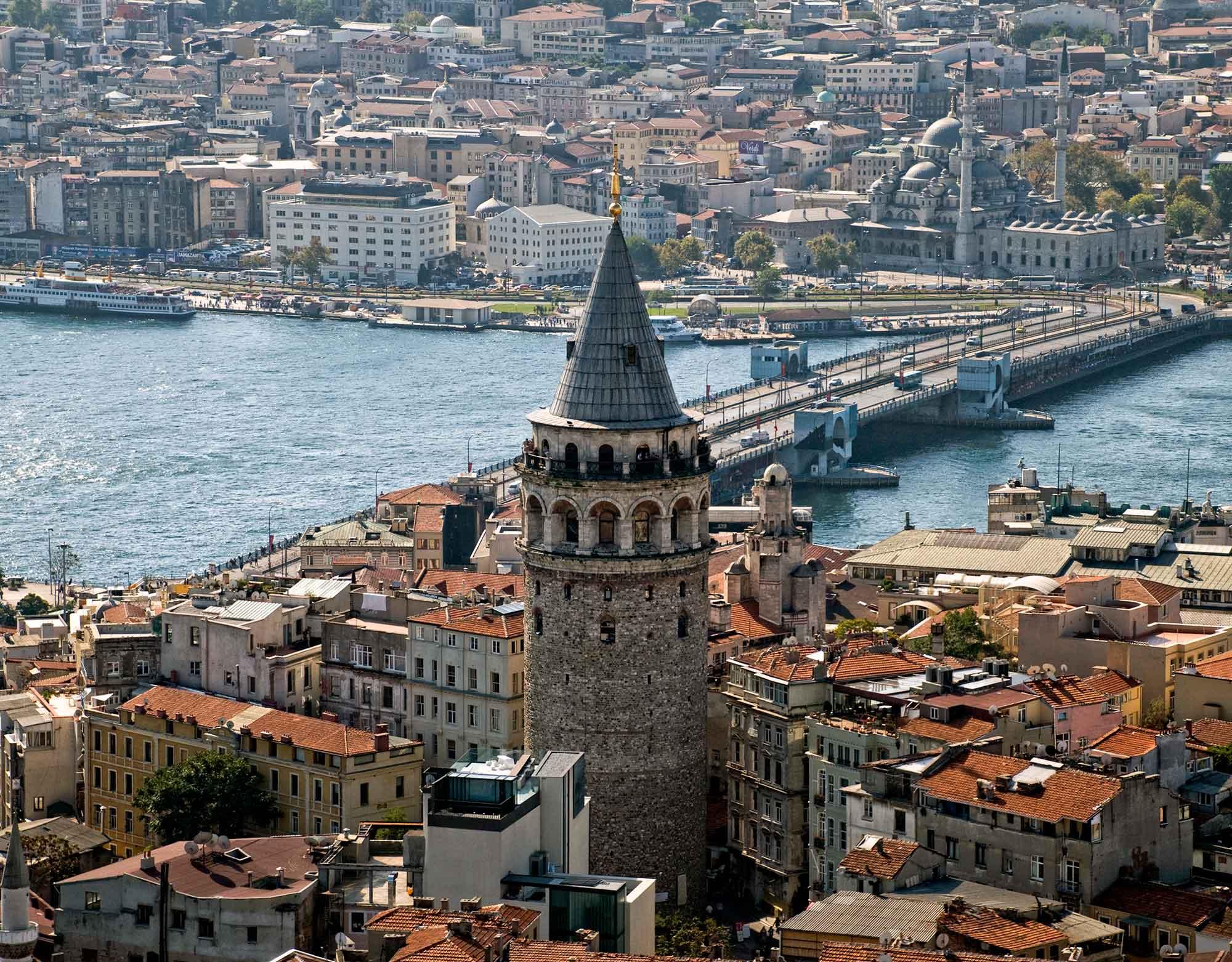 Bosphorus Bridge | Istanbul Attractions | Big Bus Tours