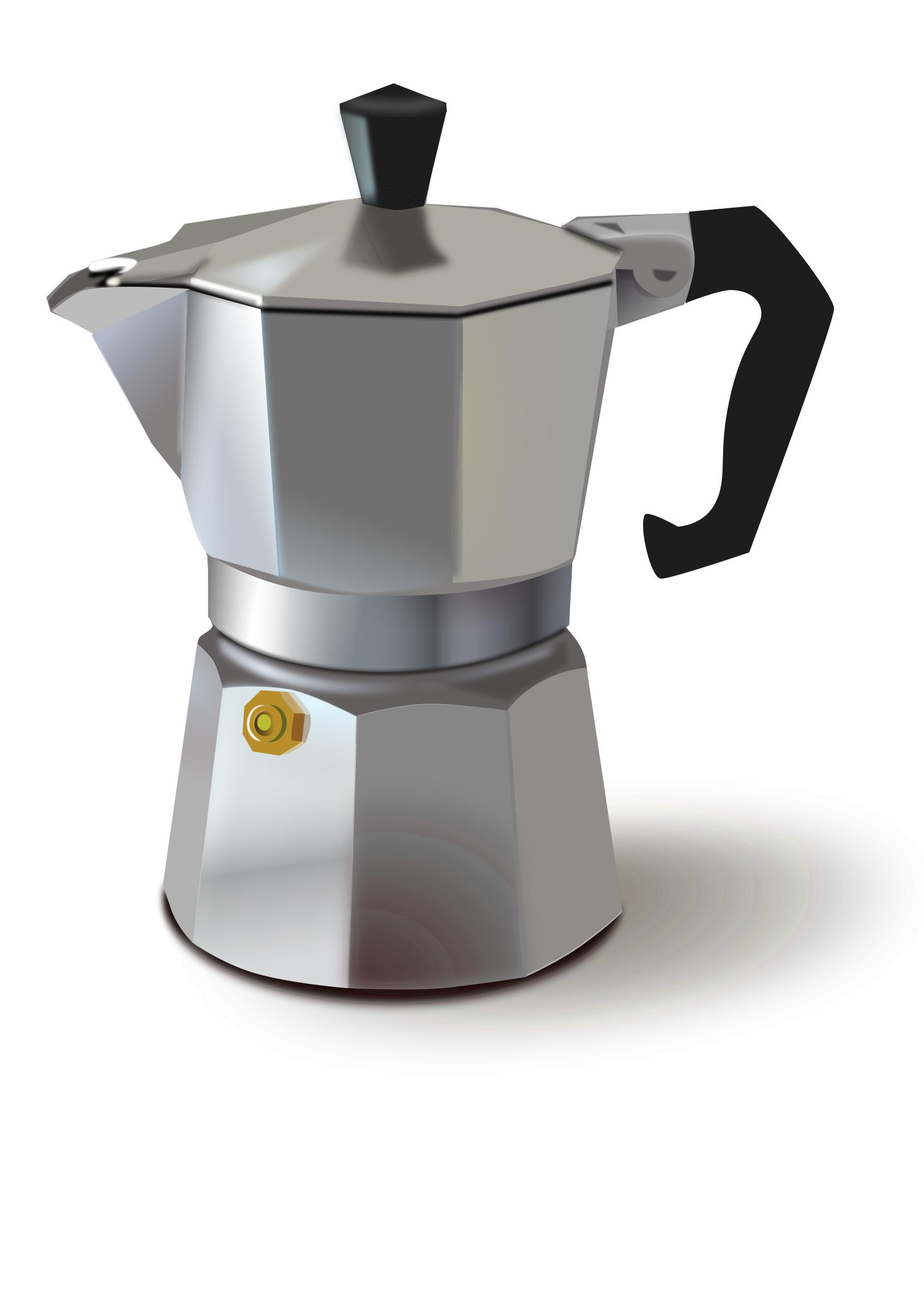 italian coffee maker Icons PNG - Free PNG and Icons Downloads