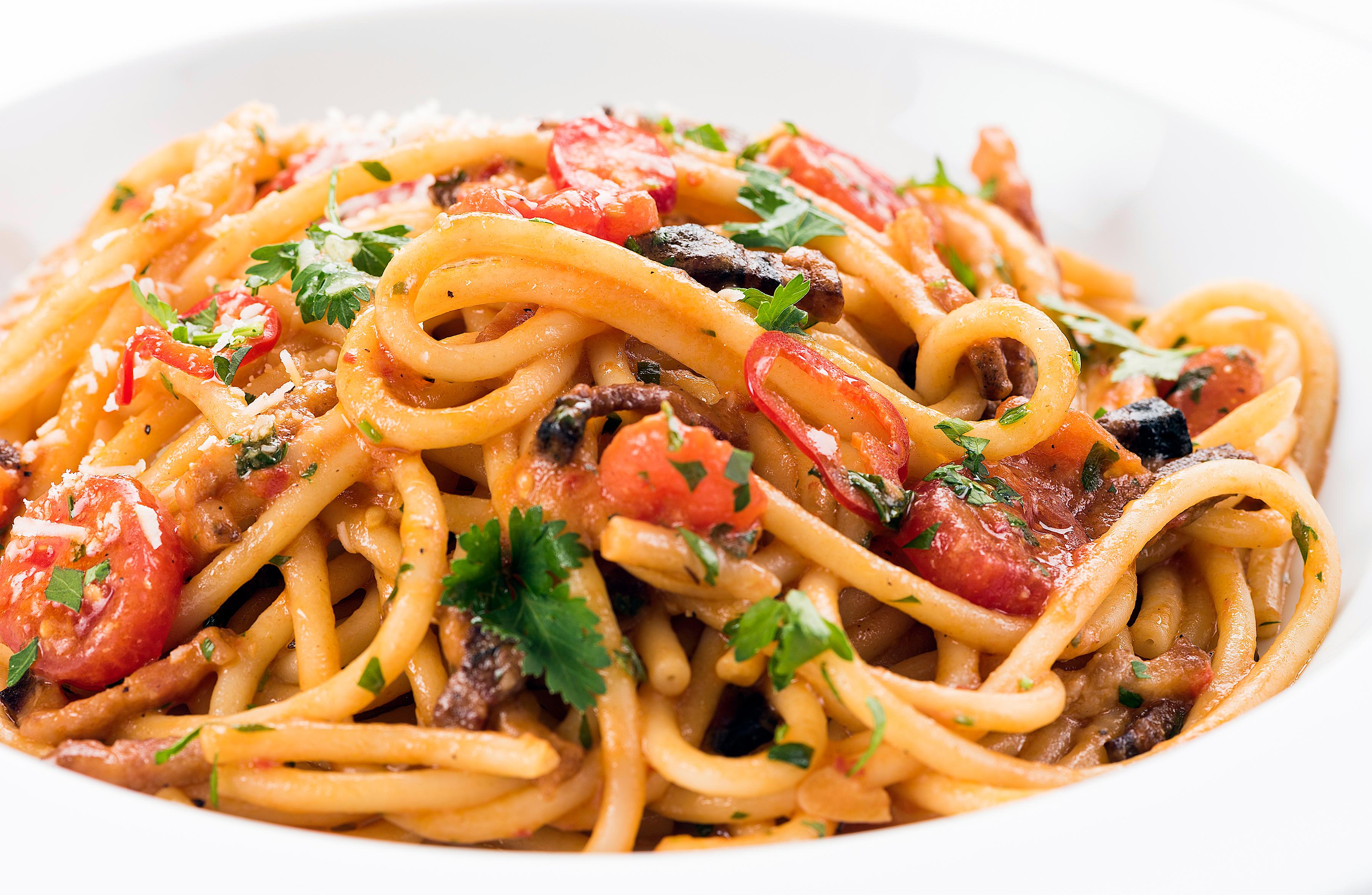 Pasta dish photo