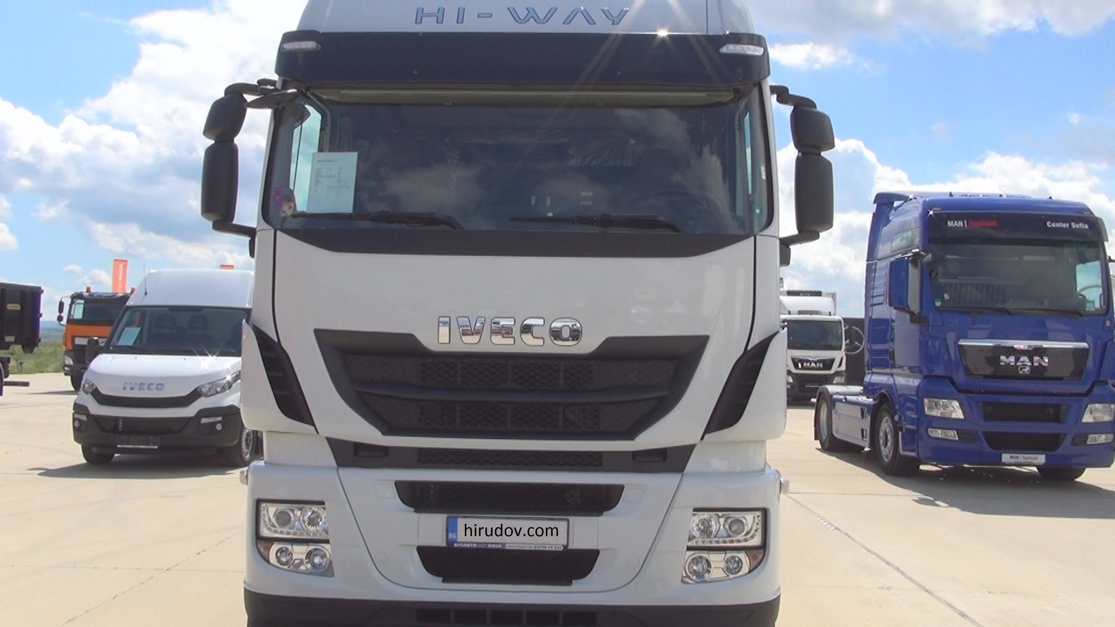 Iveco Stralis AS440S46T/P Hi-WAY 4x2 Tractor Truck (2016) Exterior ...