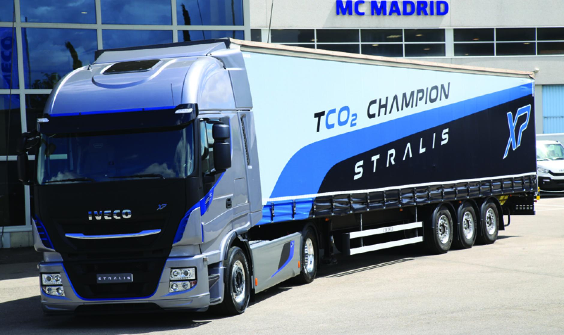 Iveco launches two new Stralis models | Commercial Motor