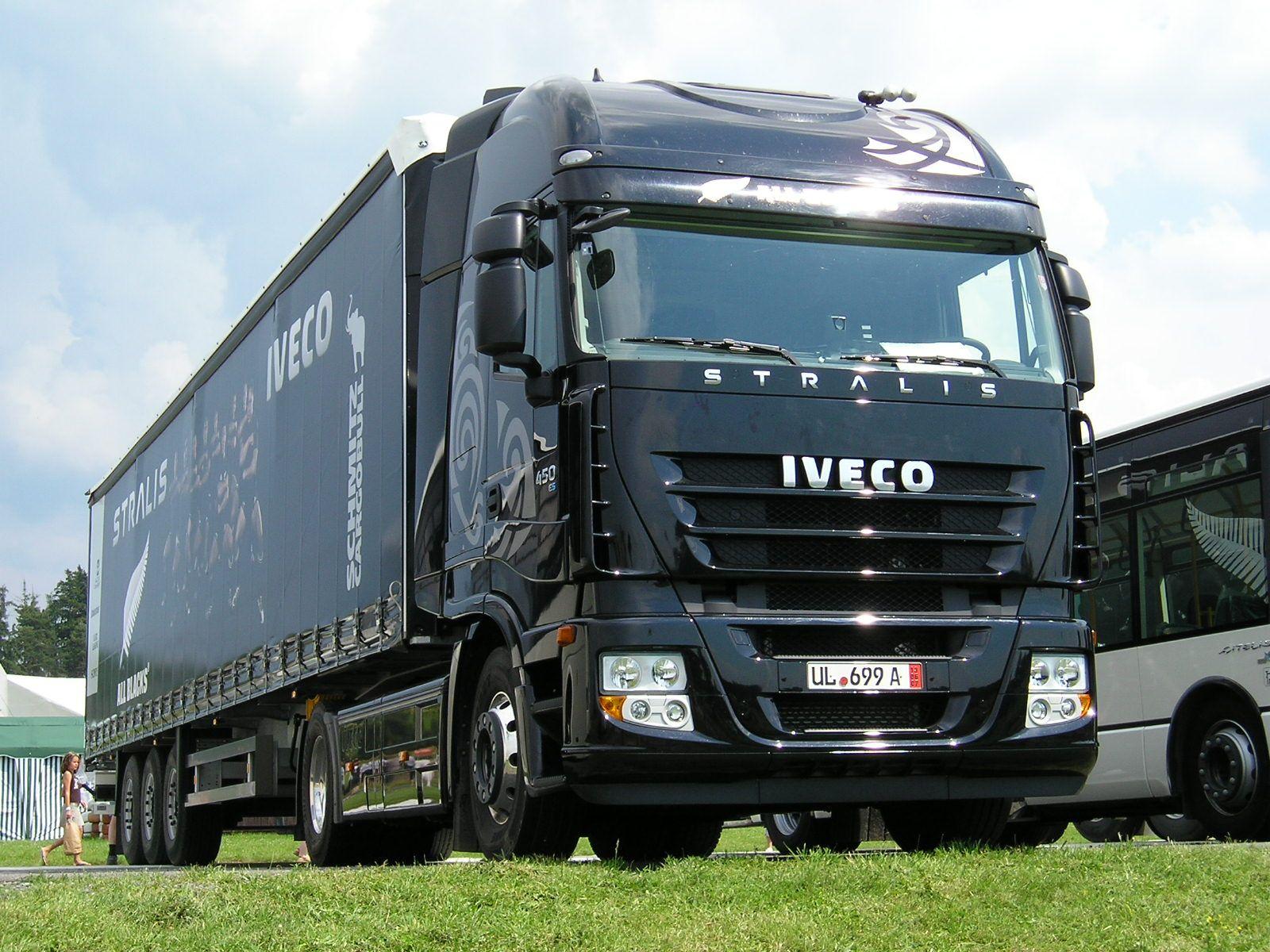 IVECO STRALIS | T IVECO TRUCKS - STRALIS | Pinterest | Heavy truck
