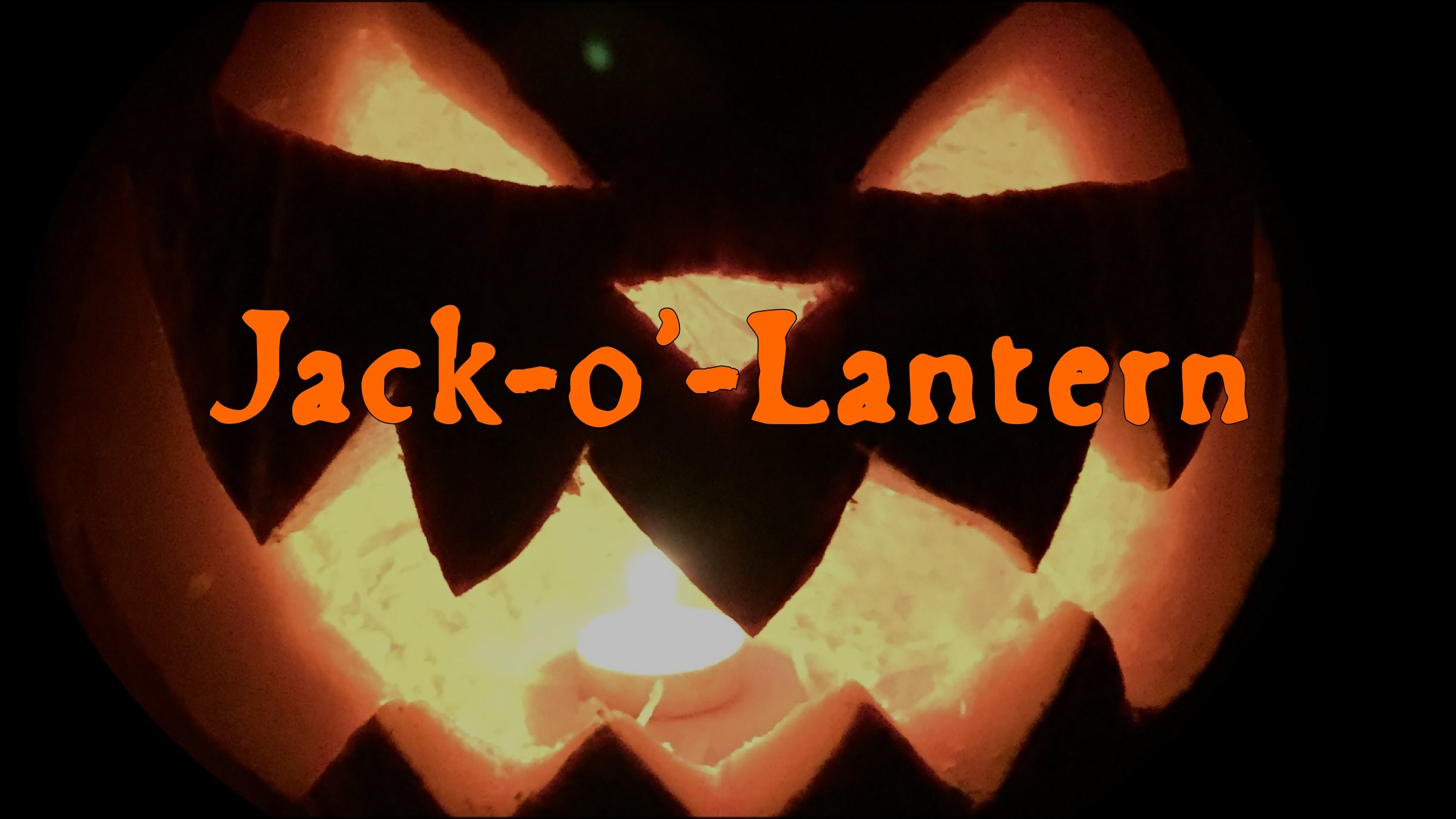 Jack-o'-Lantern: The History of Halloween - YouTube