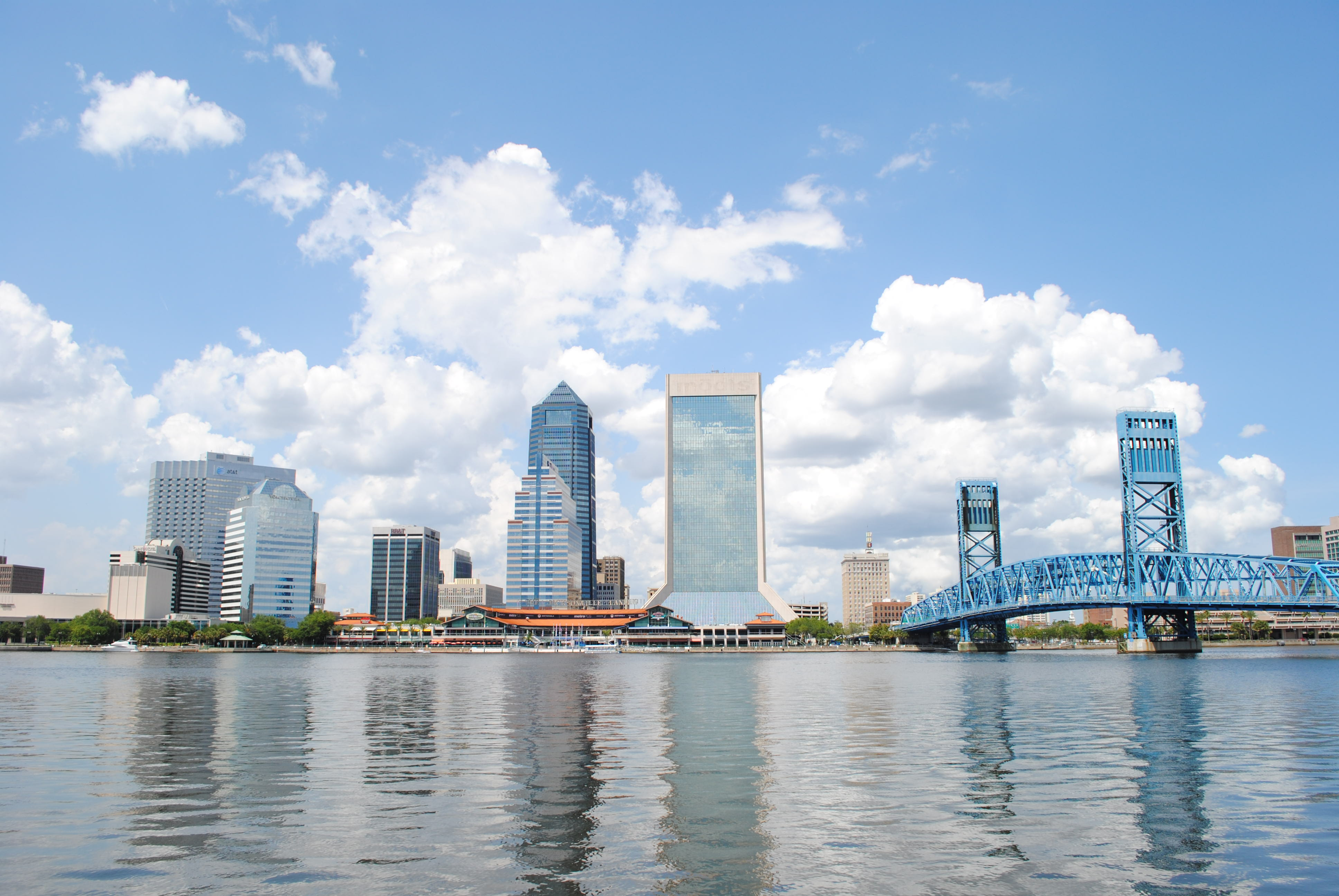 File:Jacksonville, Florida - downtown.jpg - Wikimedia Commons