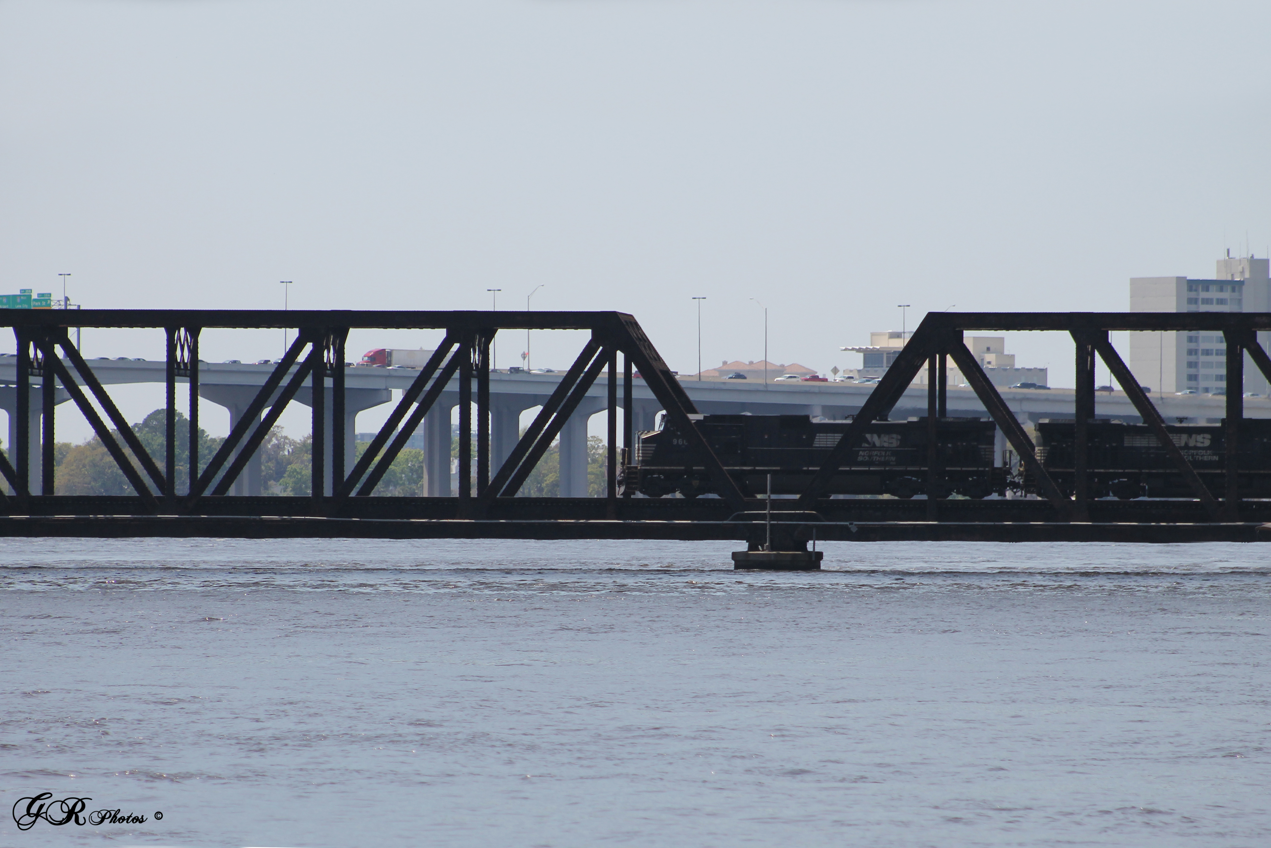 Jacksonville Florida, Bridge, Bridges, Drawbridge, Ocean, HQ Photo
