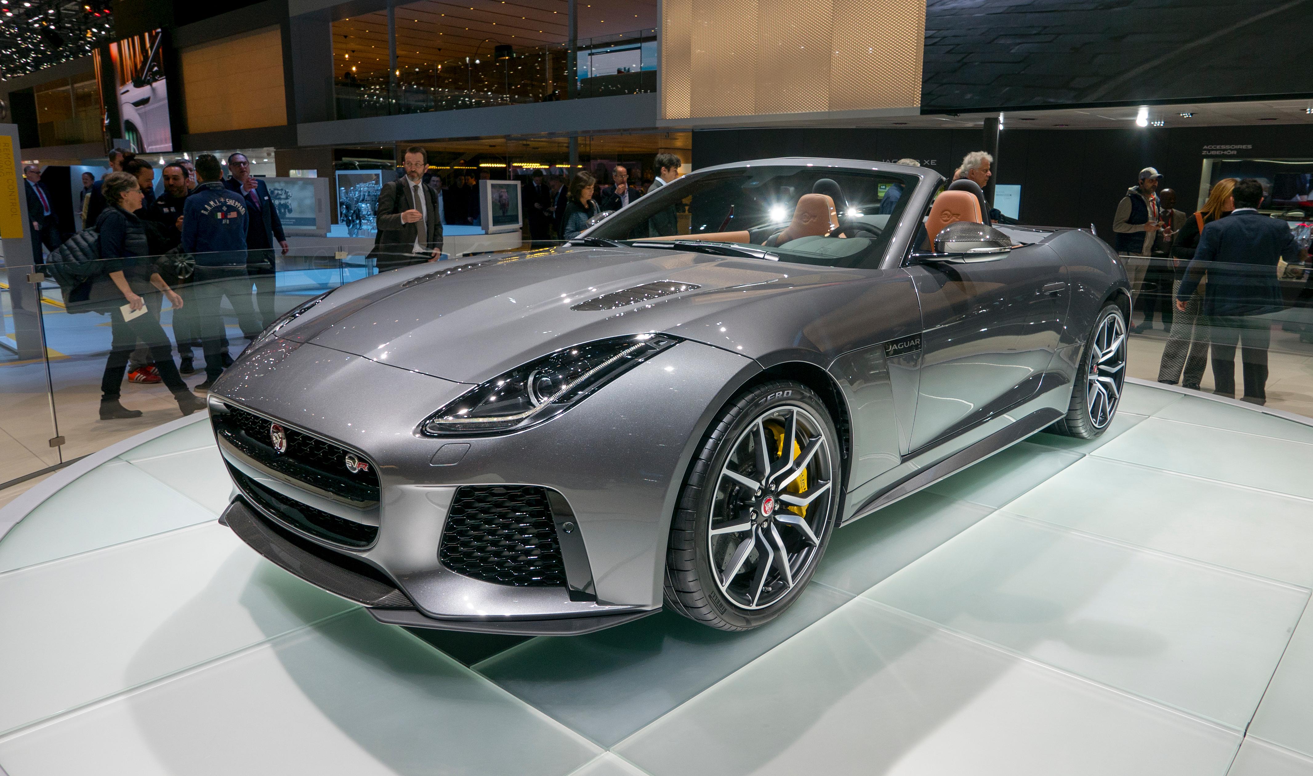 Jaguar F-Type SVR, 2016, 86, 86th, Automobile, HQ Photo