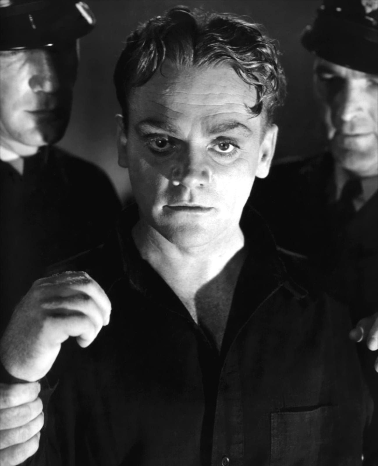 The incomparable James Cagney as gangster William
