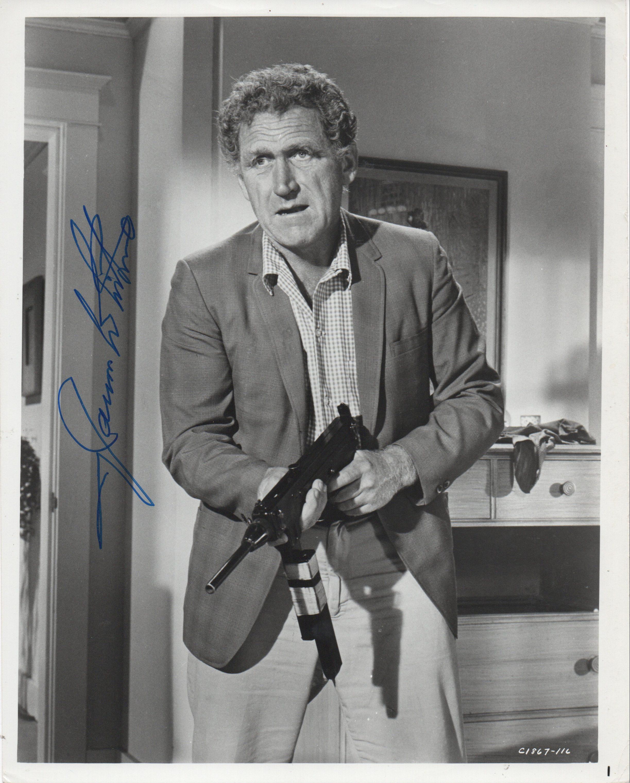 James Whitmore | Regis Autographs