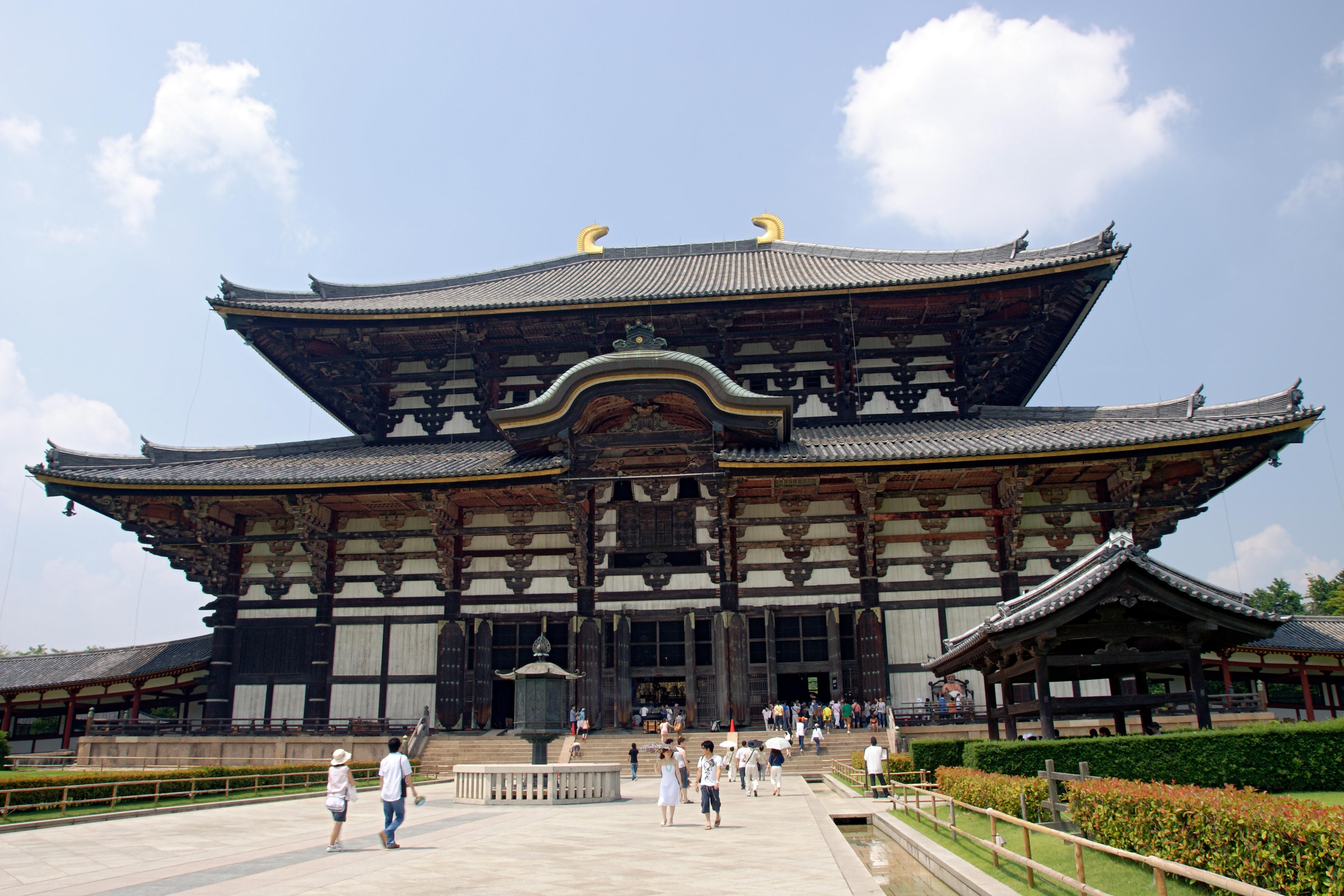 Historic Monuments of Ancient Nara - Wikipedia