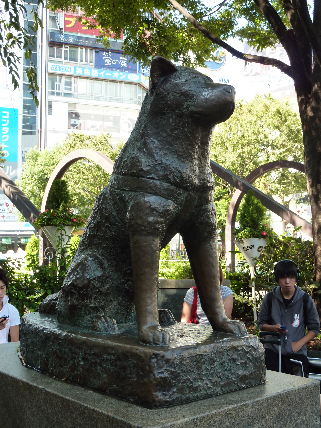 Famed dog Hachiko's home city wants loan of much-loved statue | The ...