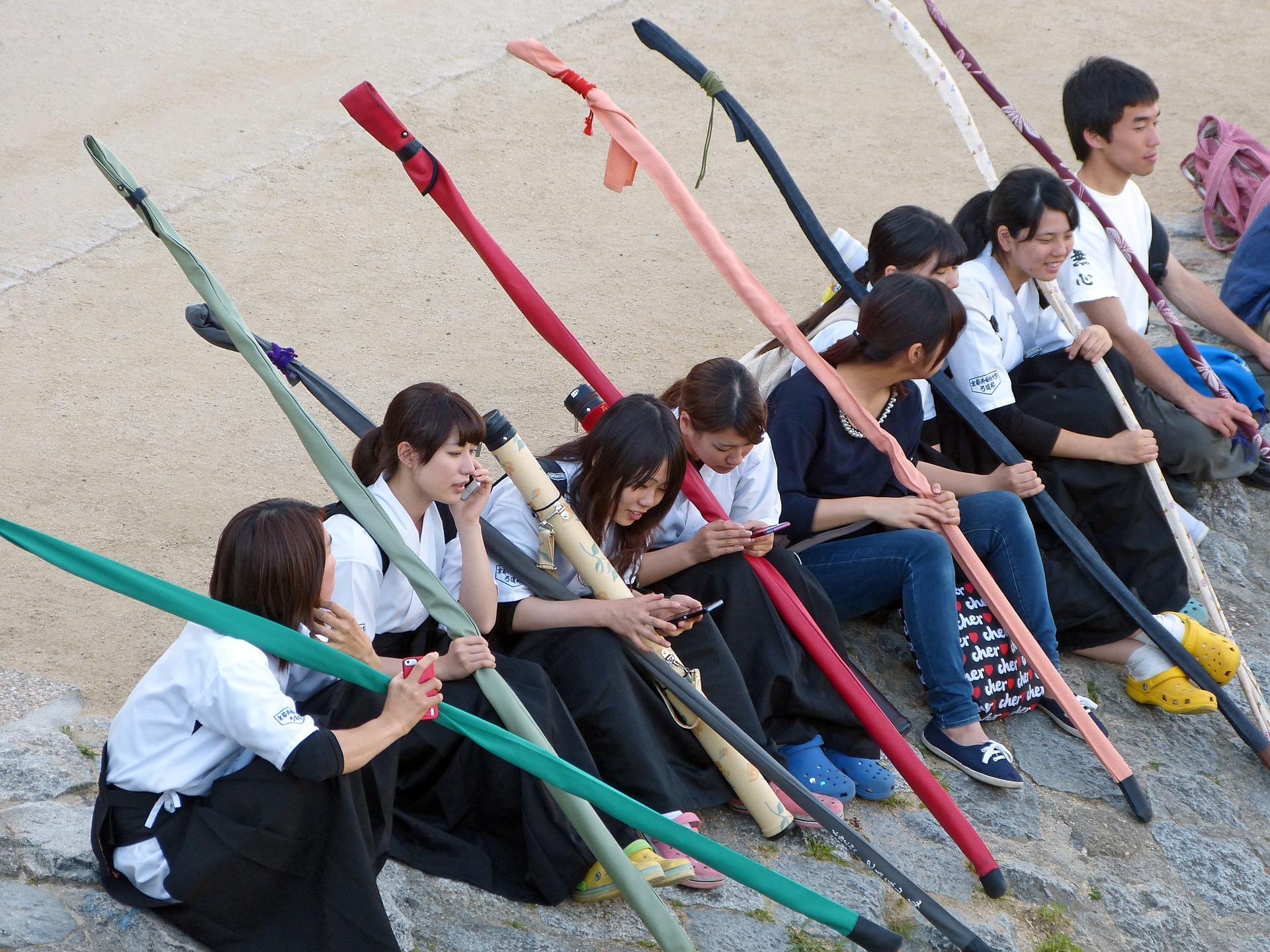 Japanese Girls, women, japanese, japan, girl, HQ Photo