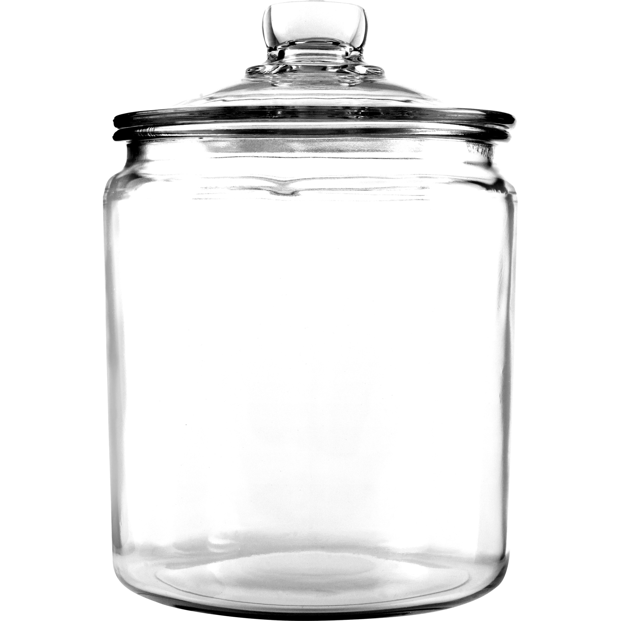 Anchor Hocking Glass Heritage Jar, 1 gal - Walmart.com