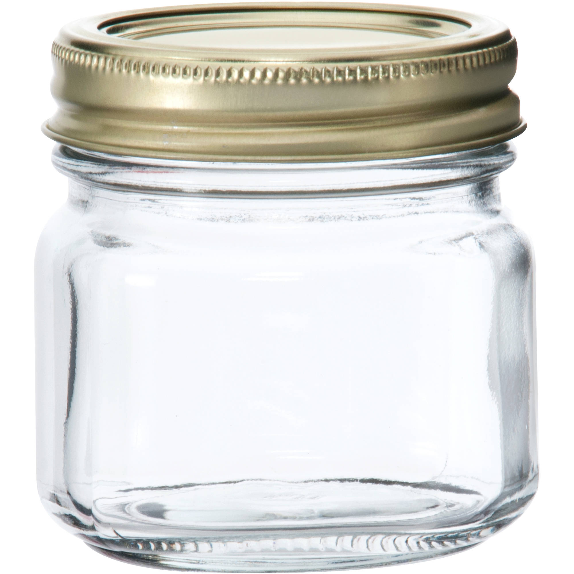 Anchor Hocking Half-Pint Glass Canning Jar Set, 12pk - Walmart.com