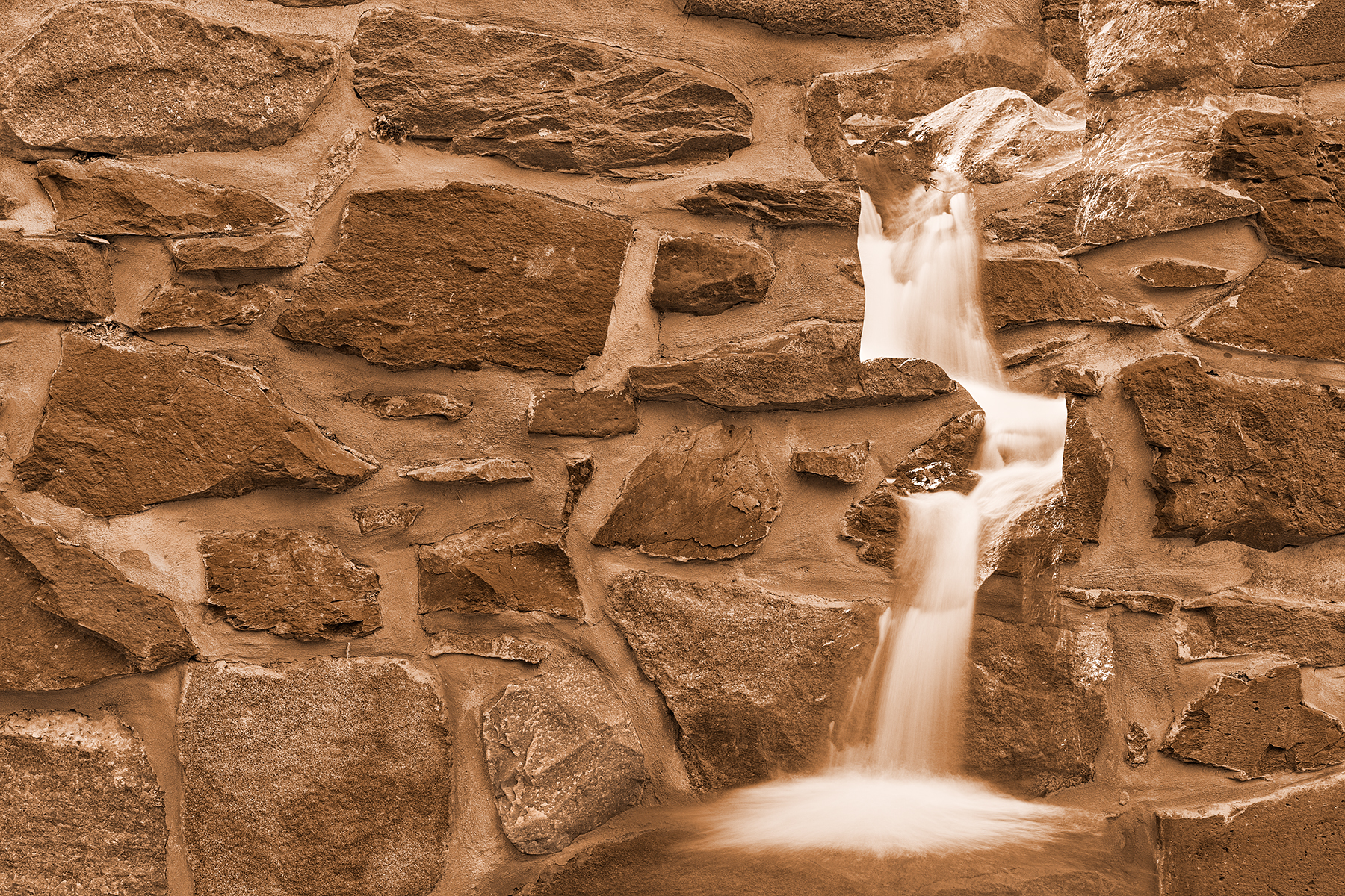 Jarboes Wall Waterfall, Abstract, Outdoors, Rough, Rocky, HQ Photo