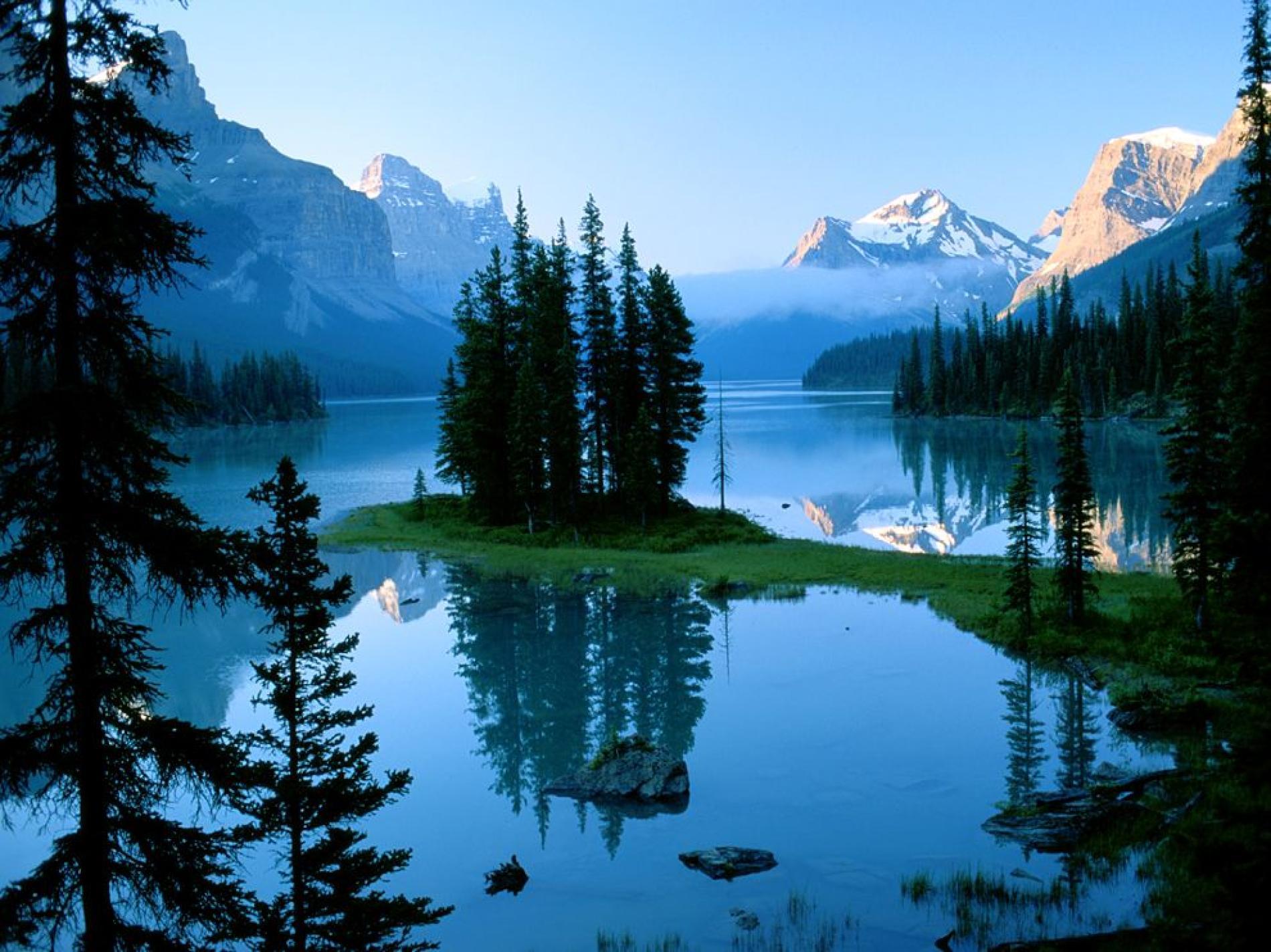 Jasper national park photo