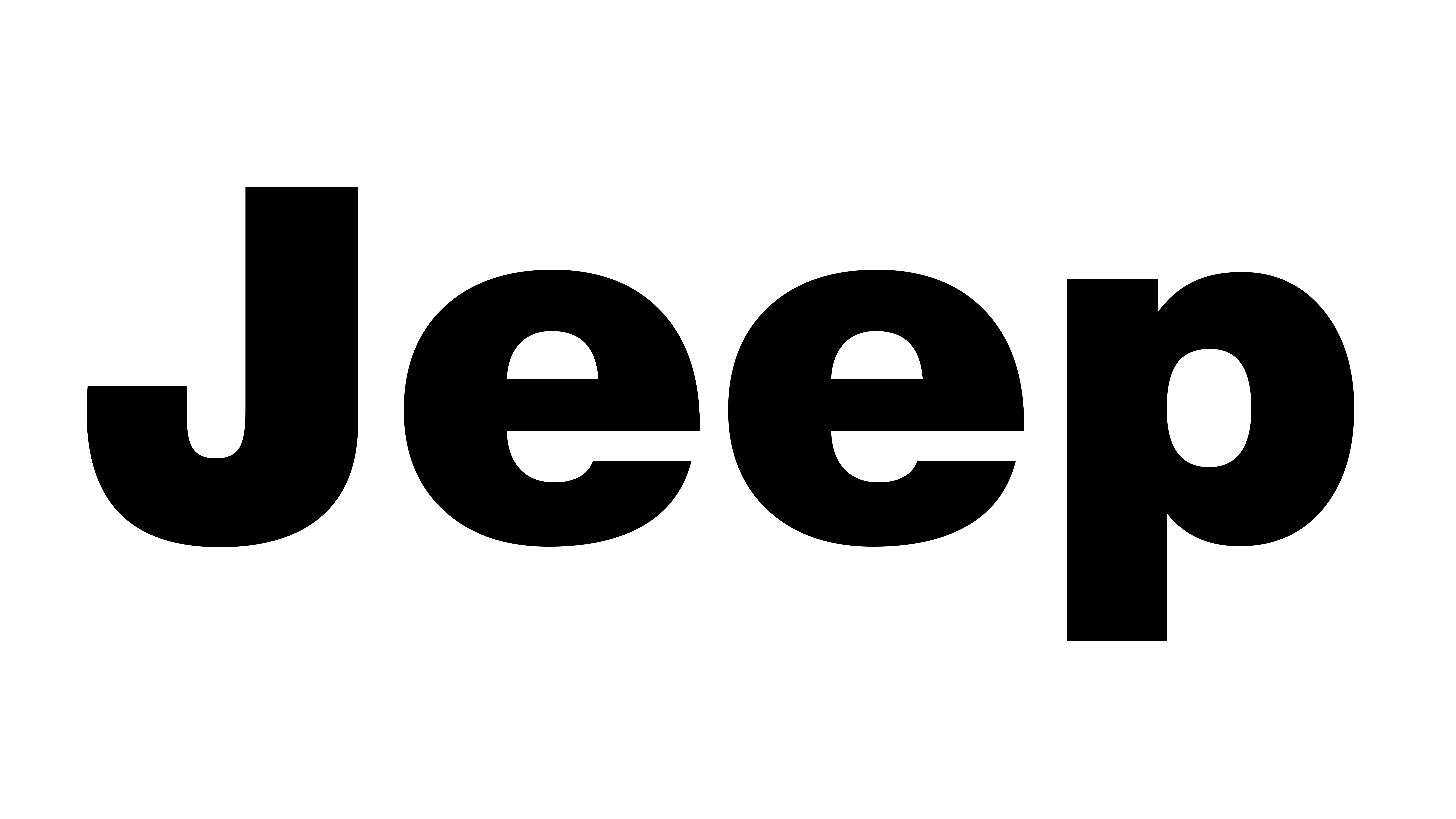 Jeep letters photo