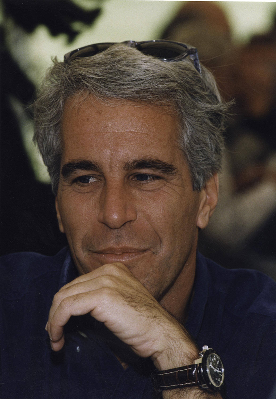 Jeffrey Epstein, Male, Man, Portrait, HQ Photo