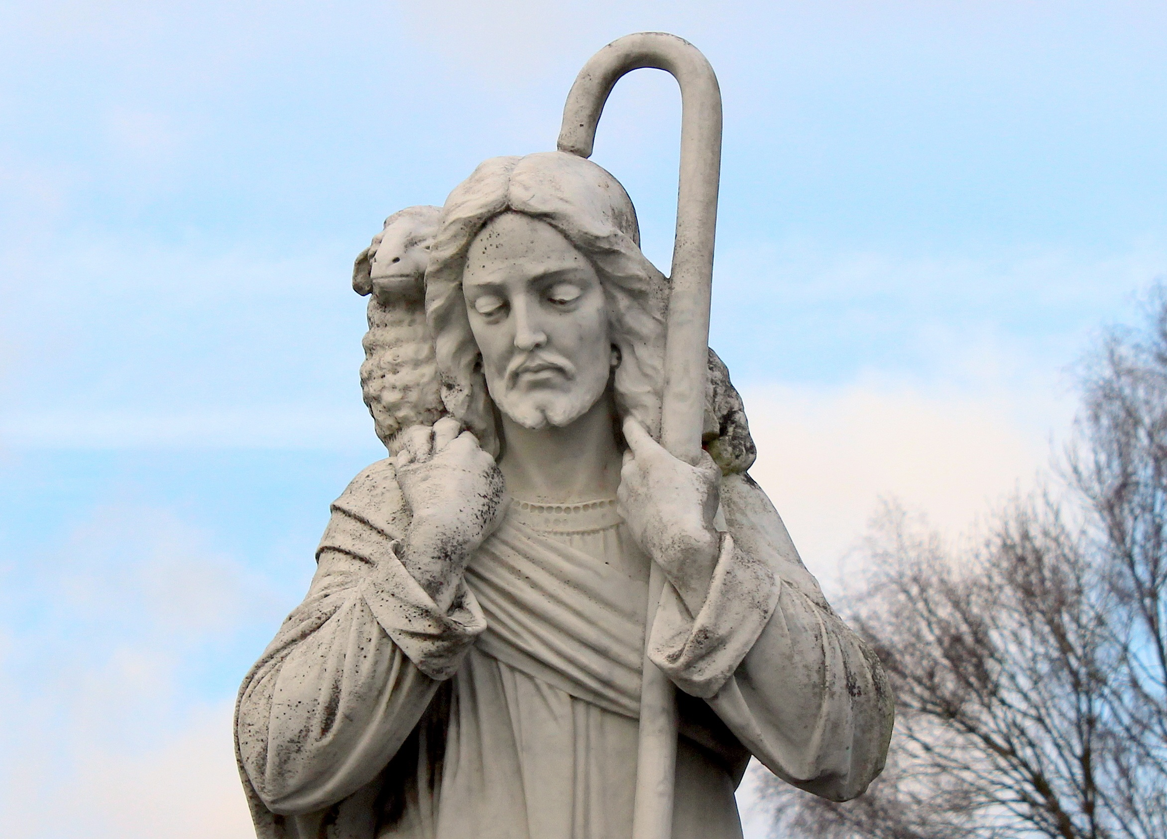 Jesus Sculpture