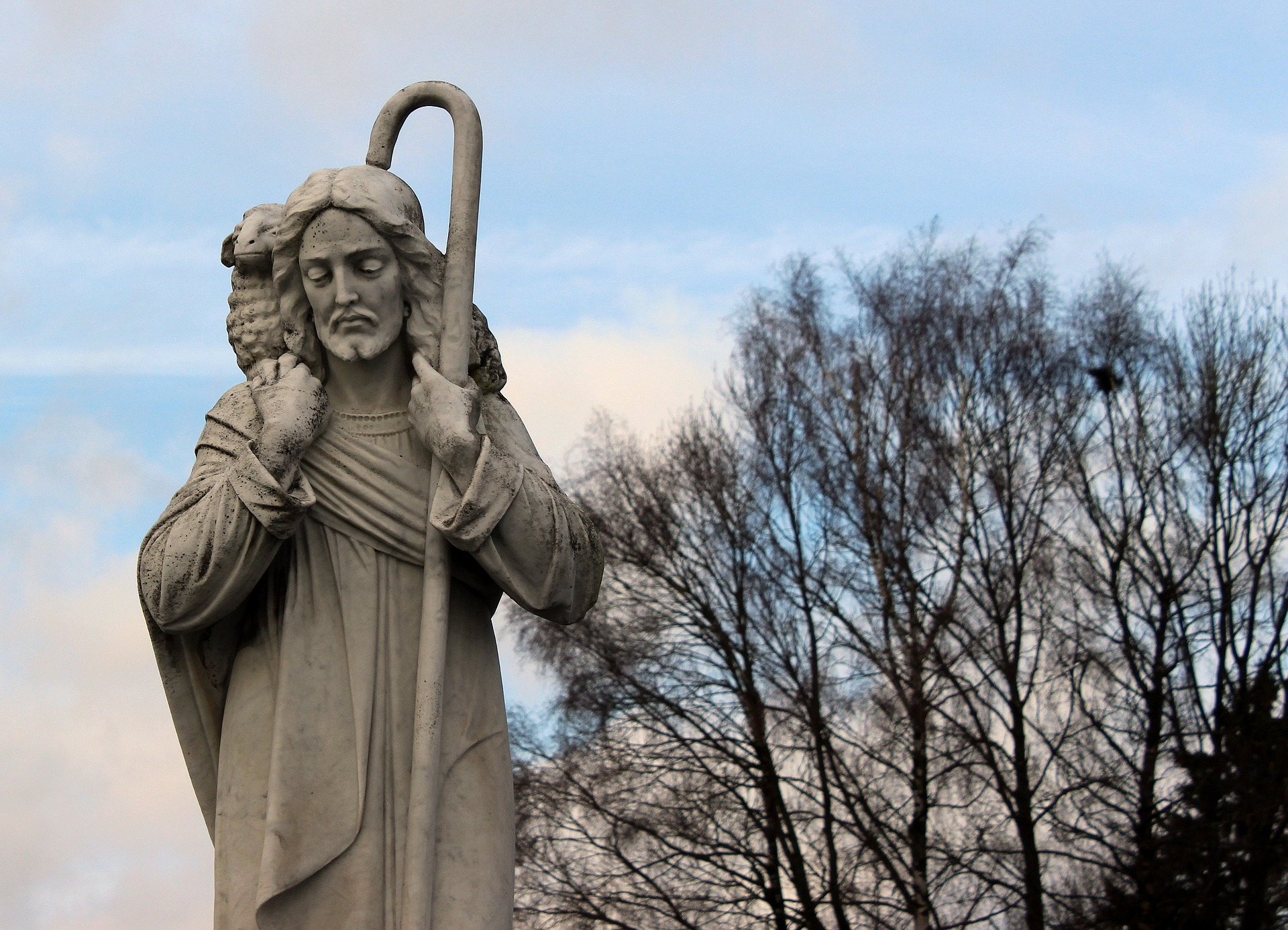 Jesus Sculpture, Carve, Fig, Figure, Jesus, HQ Photo