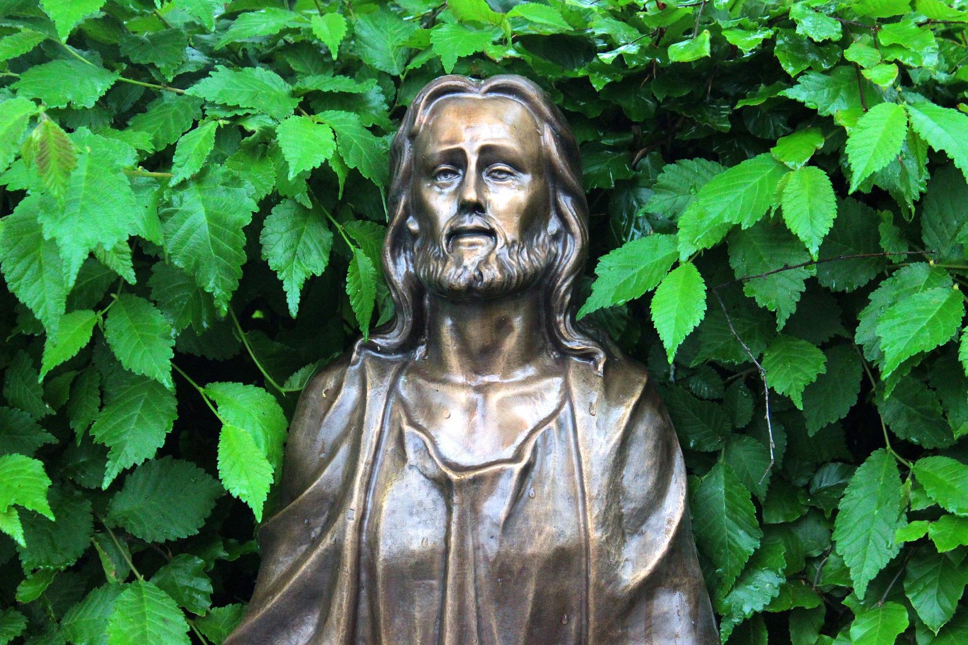 Jesus Sculpture, Carve, Figure, Jesus, Object, HQ Photo