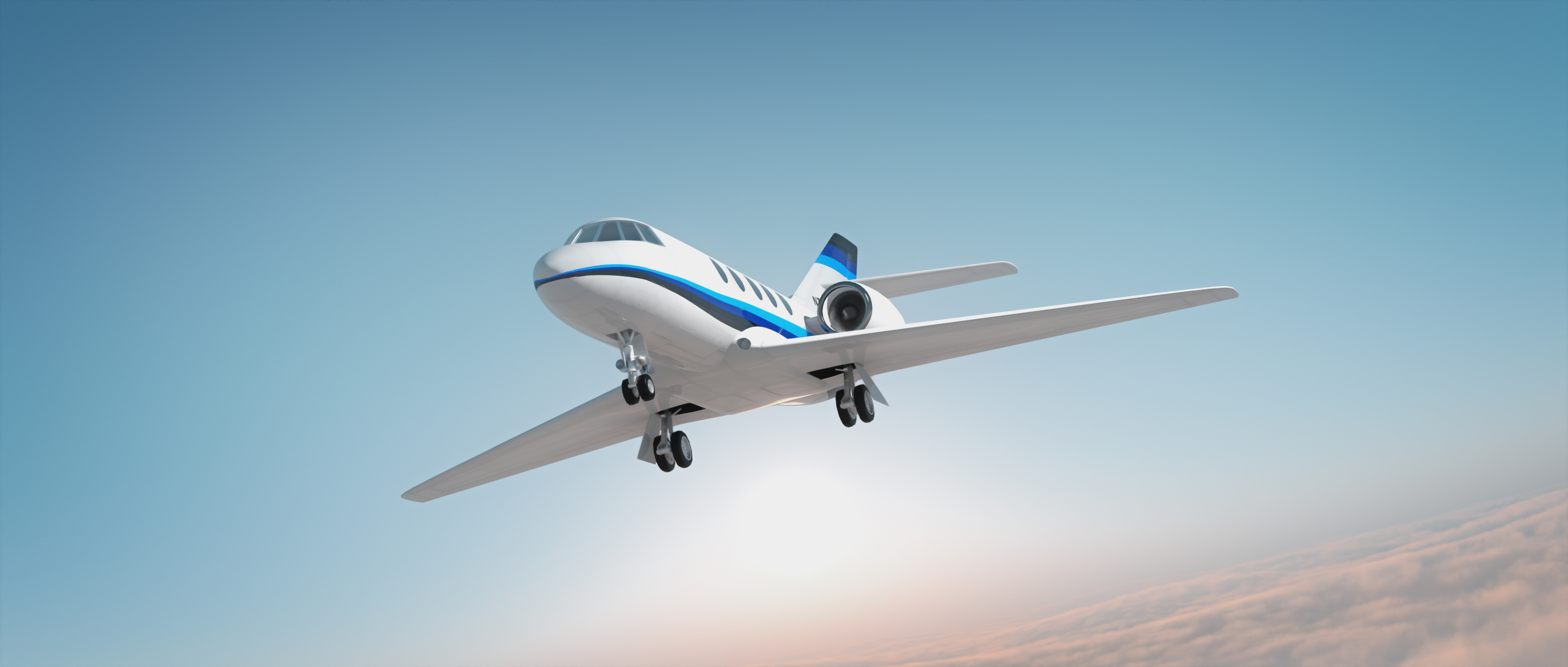 How Fast Do Private Jets Travel? - Presidential Aviation