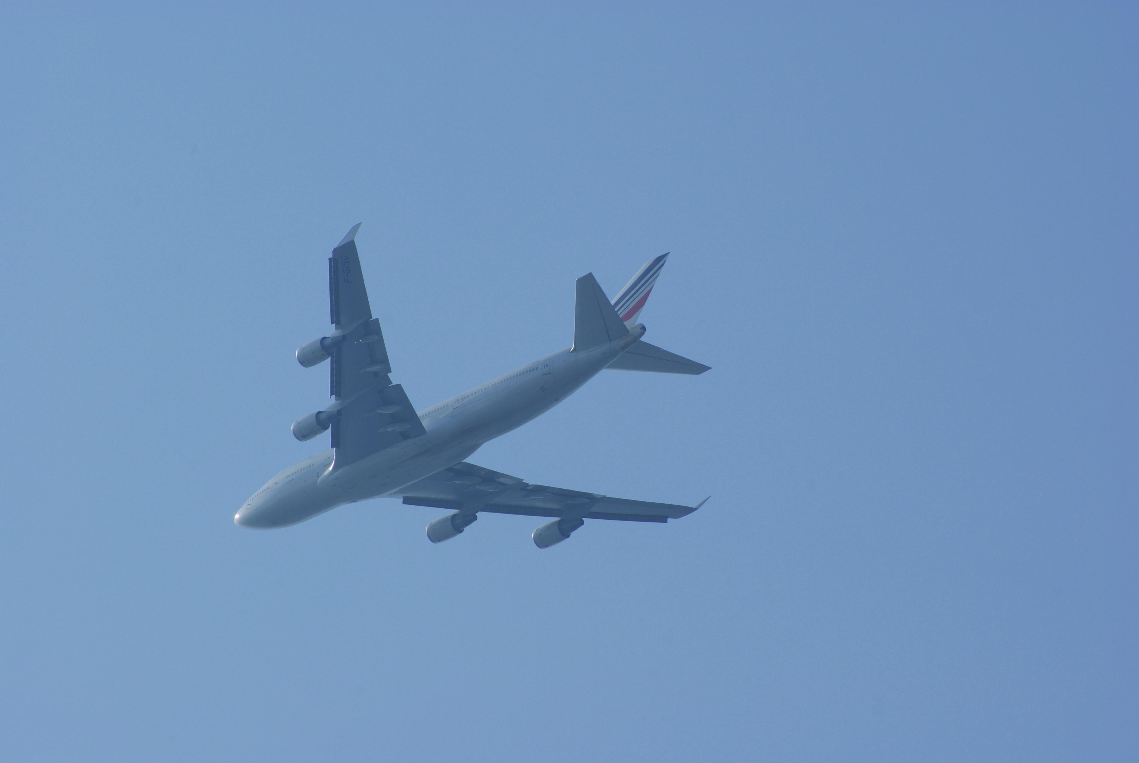 Jet In Flight, Air, Plane, High, Icon, HQ Photo