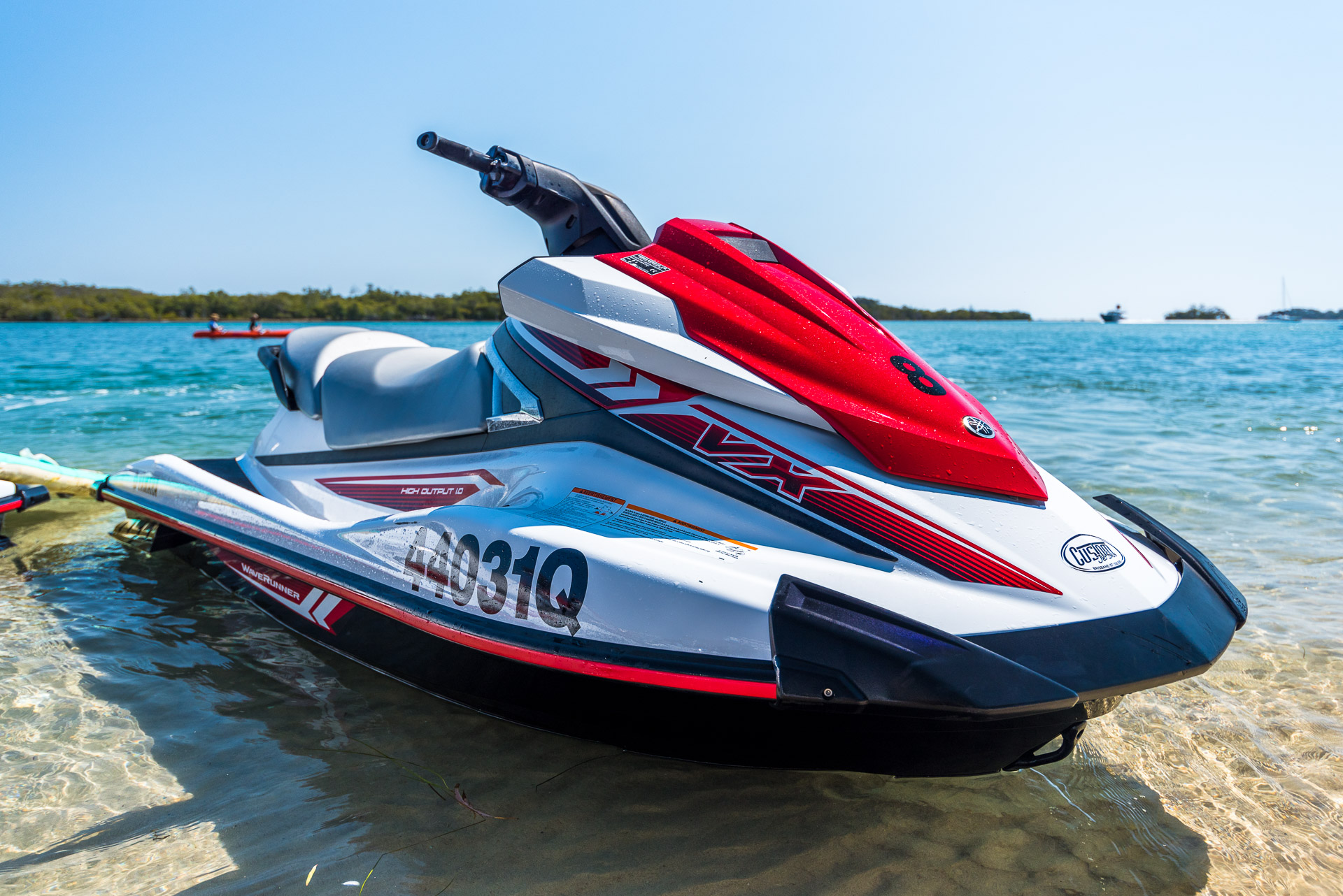 Noosa Jet Ski Hire - See the Noosa River from a different perspective!