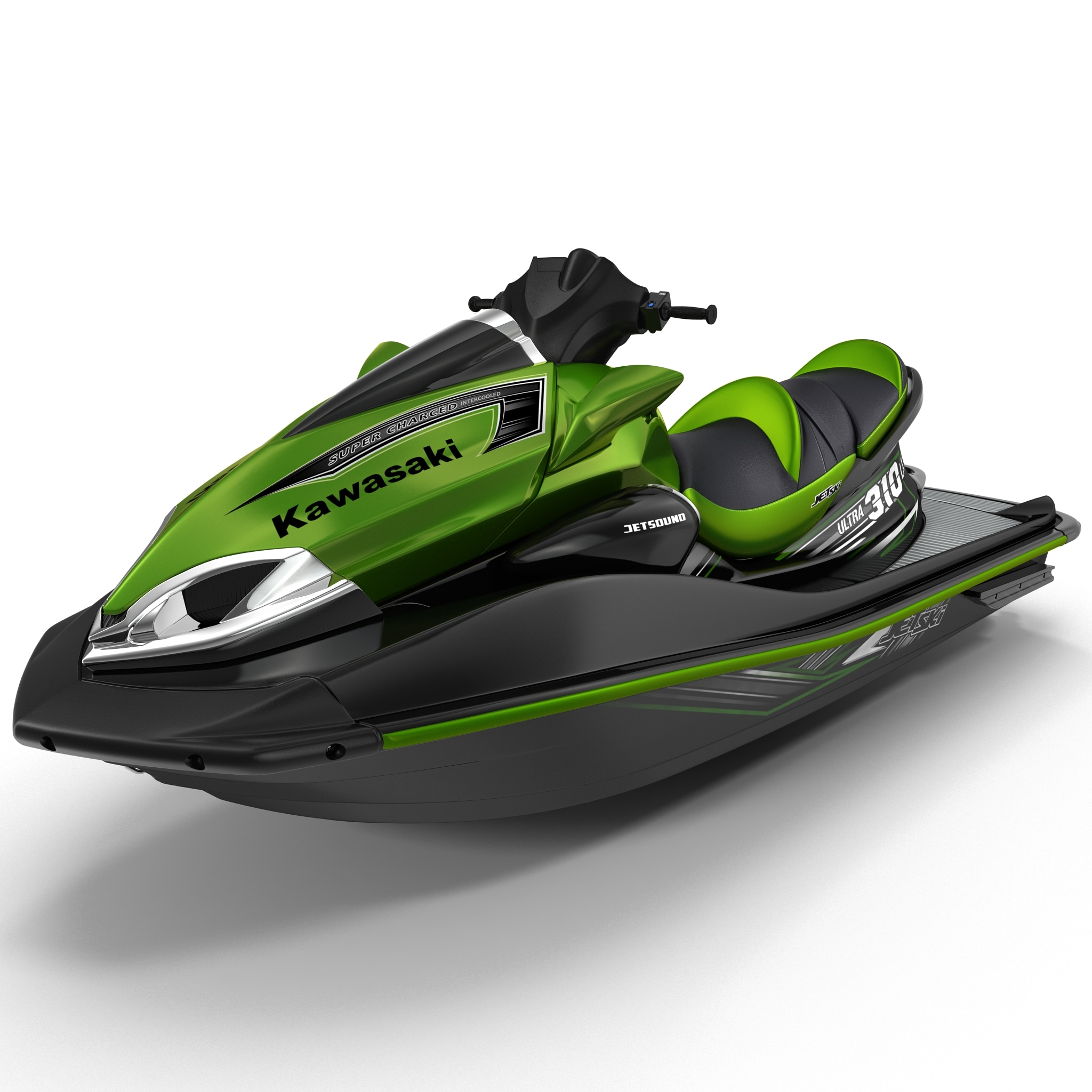 Searched 3d models for Kawasaki Ultra 310 Jet Ski