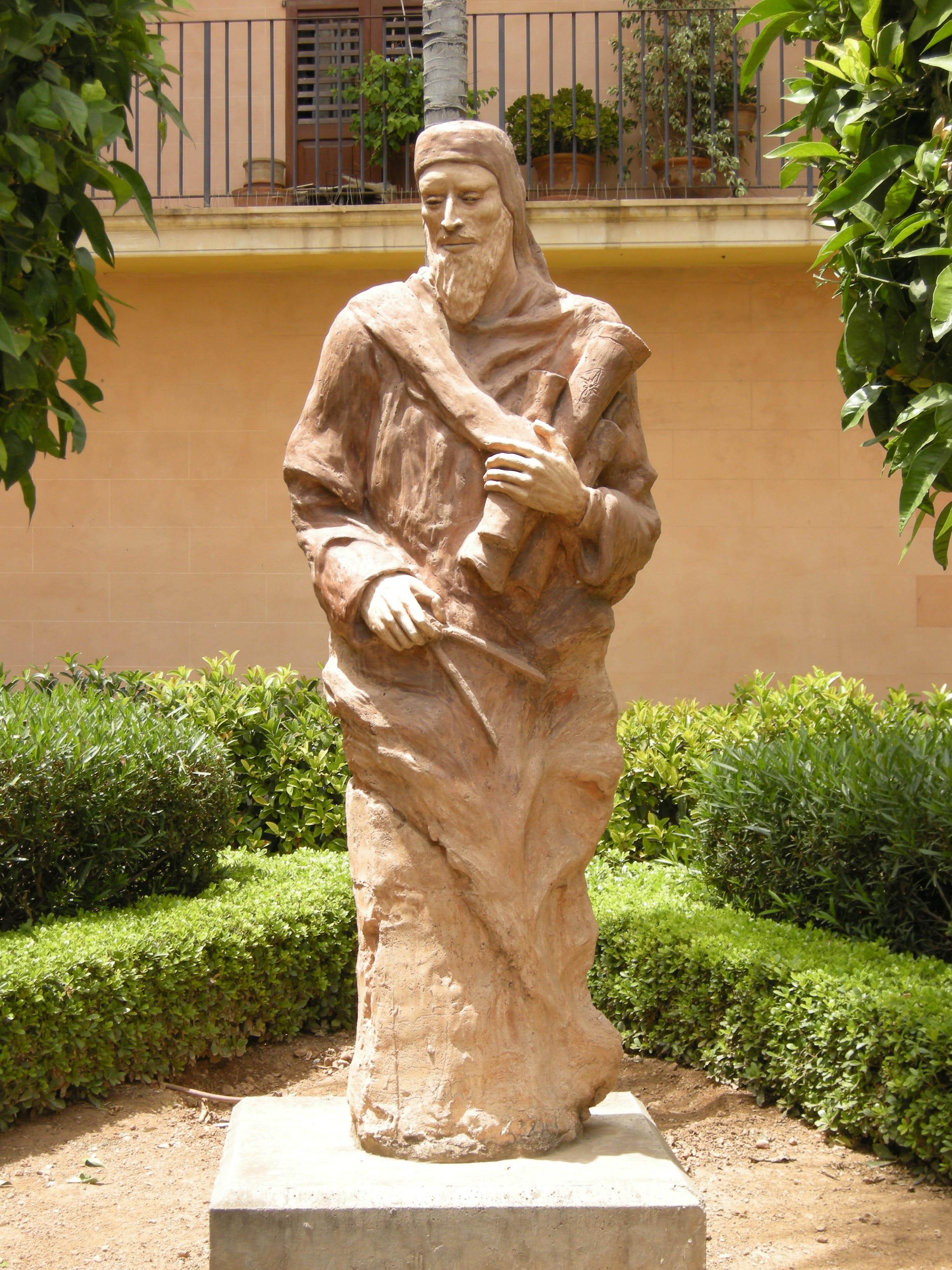 Jew statue photo
