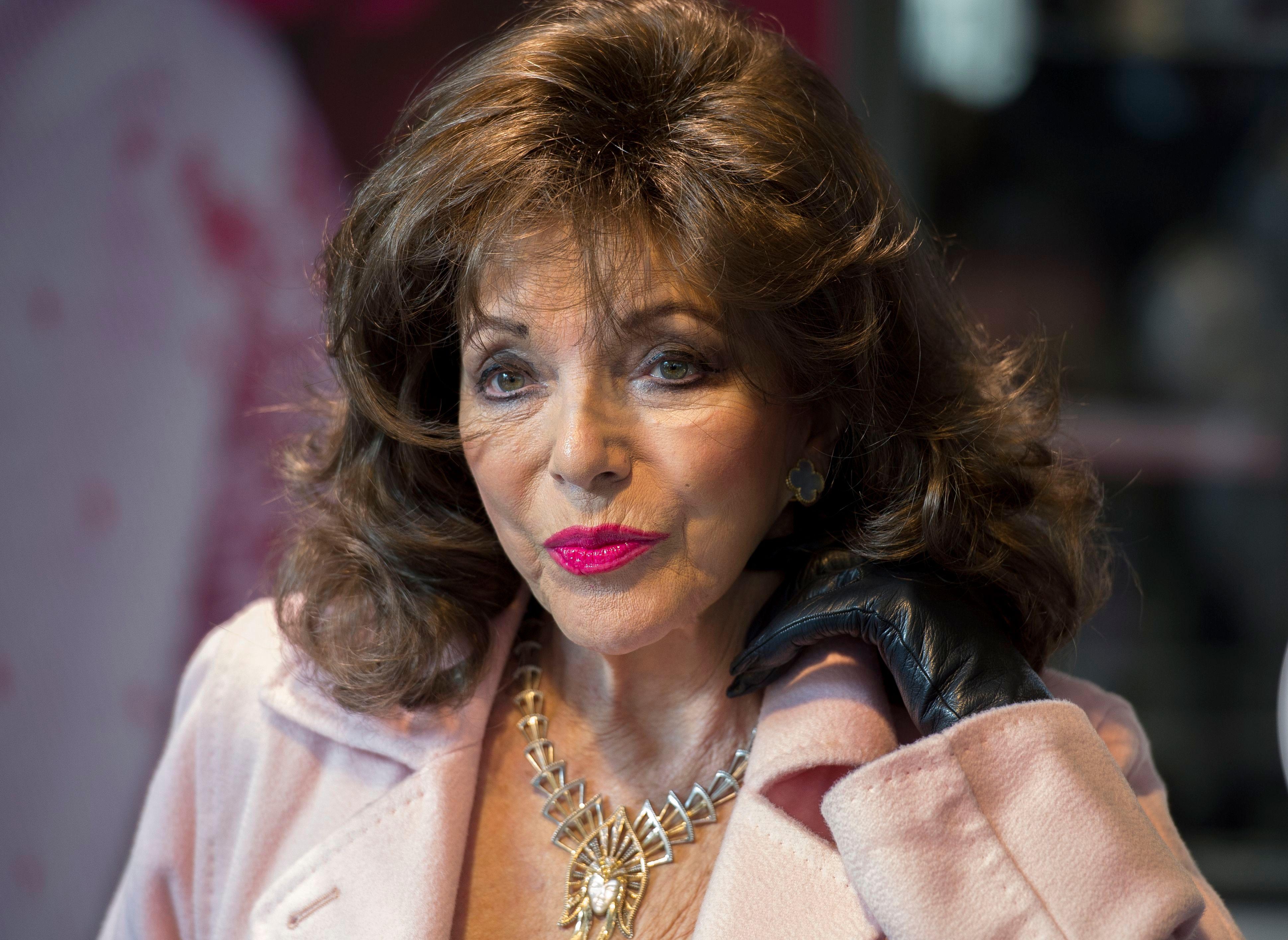 Joan Collins to star in AHS Season 8 - EverydayKoala