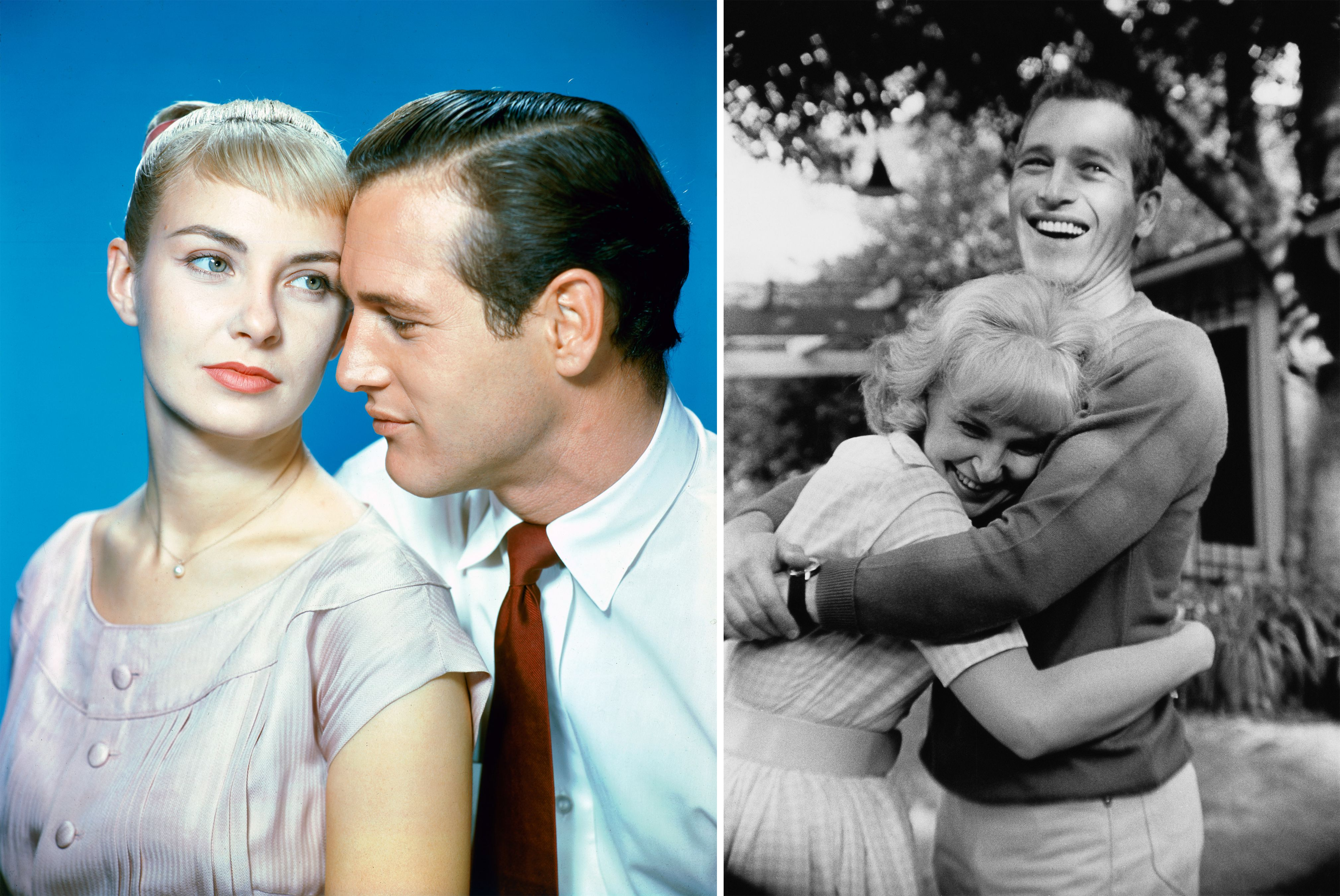 The Untold Story of Paul Newman and Joanne Woodward, Hollywood's ...
