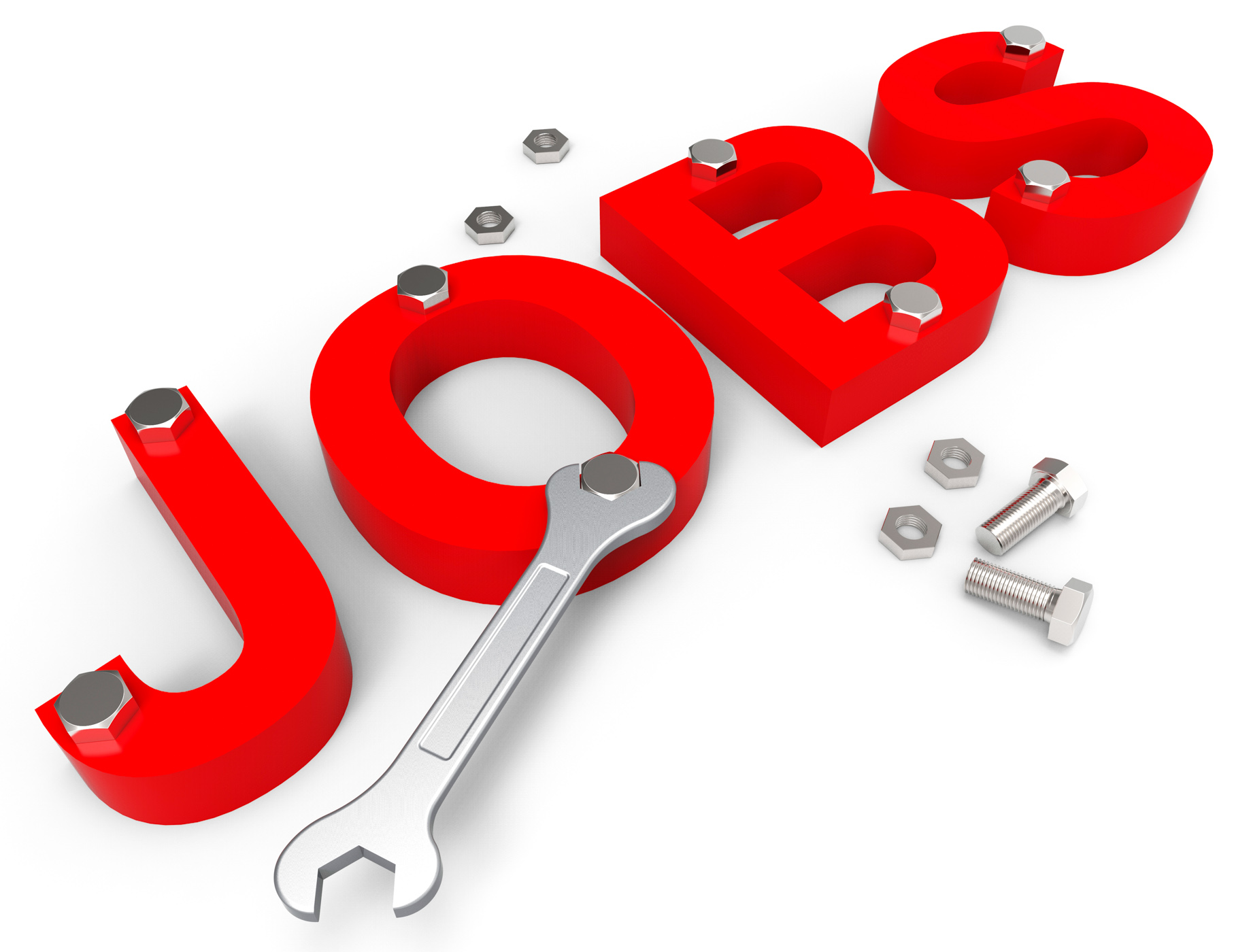 Jobs Word Represents Hire Me And Career, Apply, Jobapplication, Recruitment, Position, HQ Photo