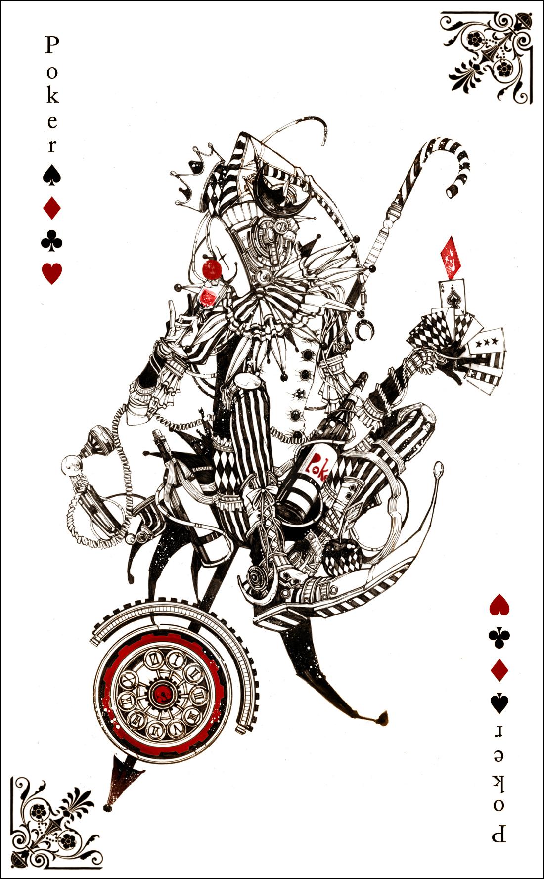 Joker Card - Card (Object) - Zerochan Anime Image Board