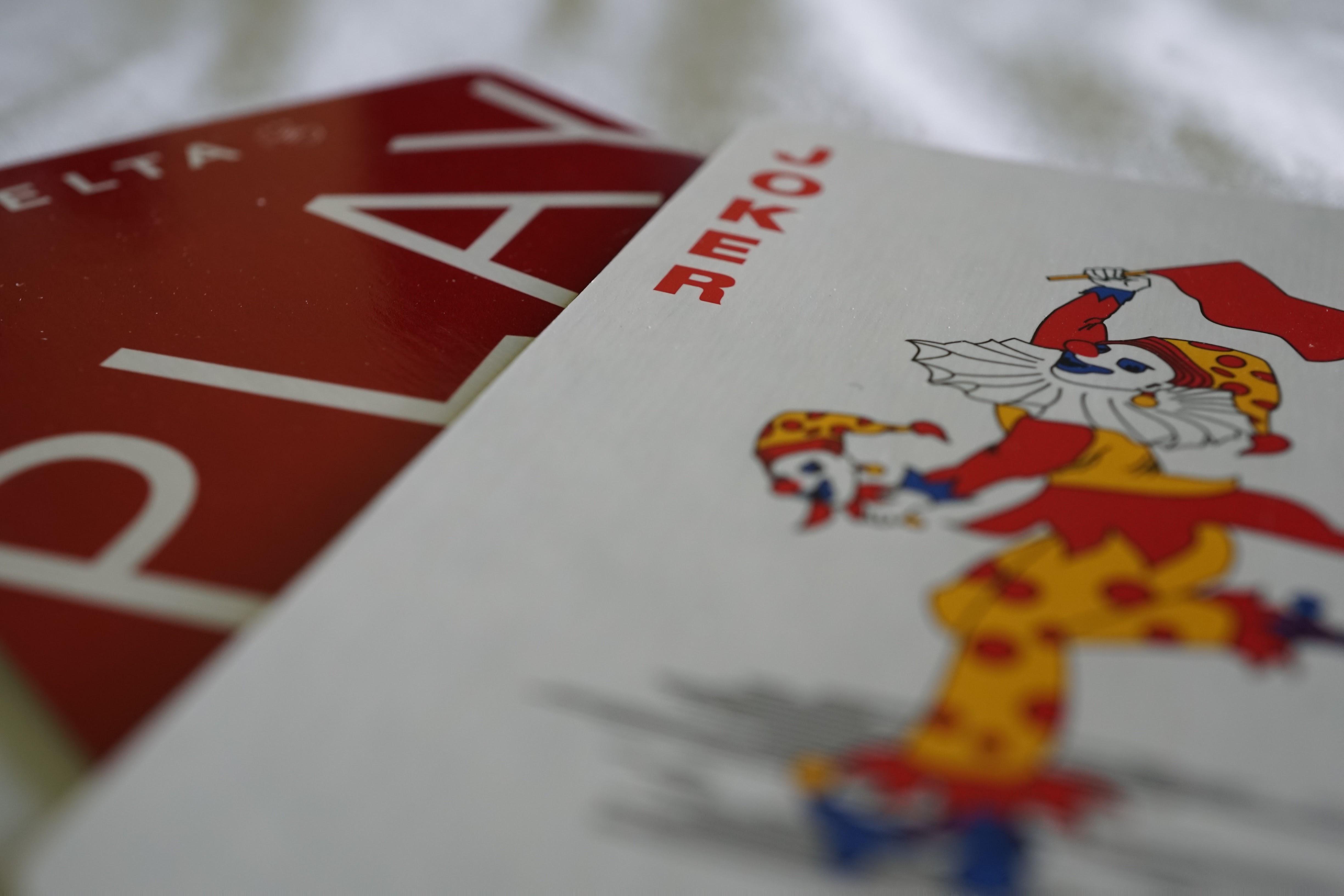 Joker Card, Cards, Closeup, Joker, Play, HQ Photo
