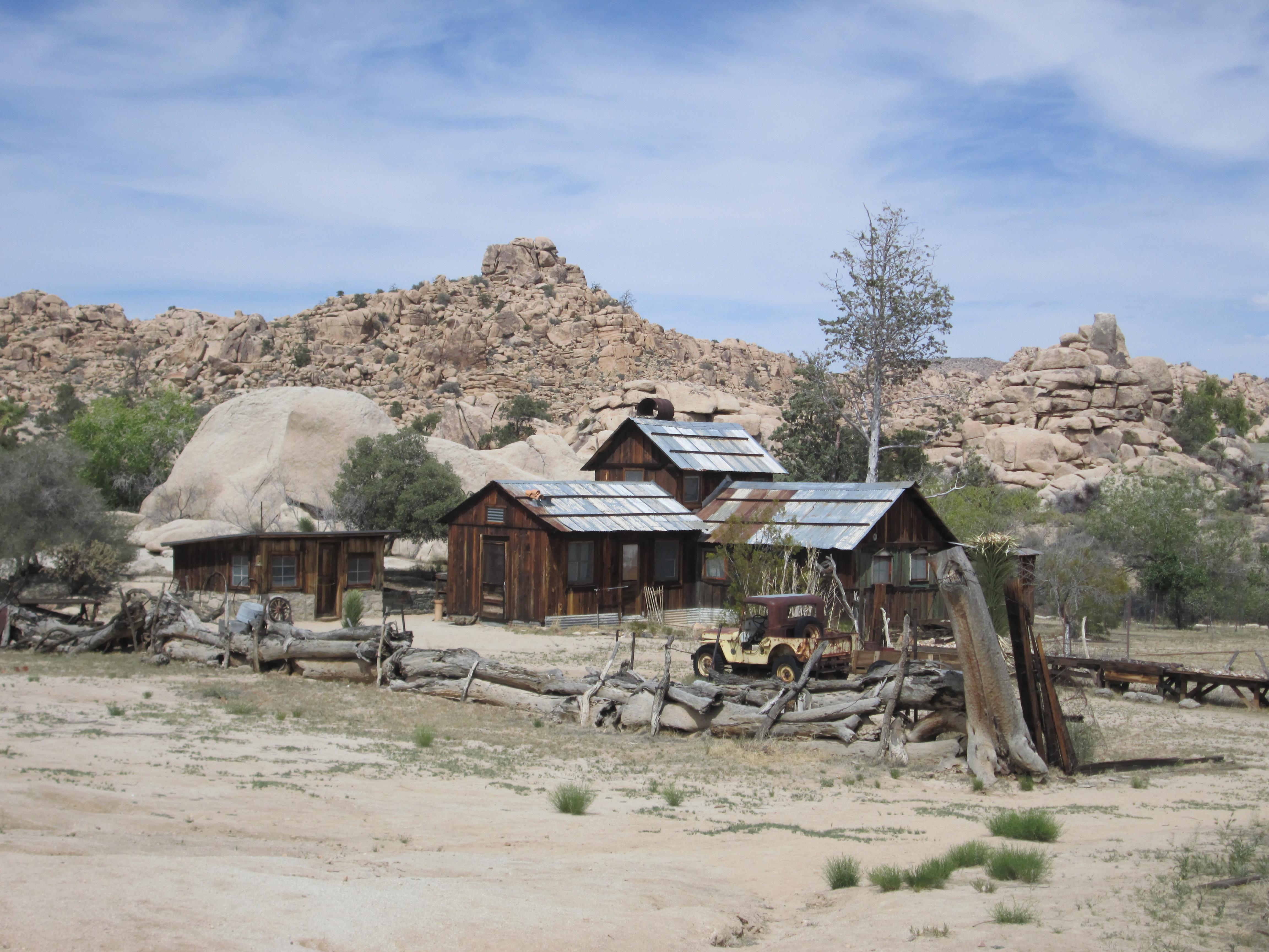 Joshua Tree National Park's Keys Ranch – A Tale of Pioneer Spirit ...