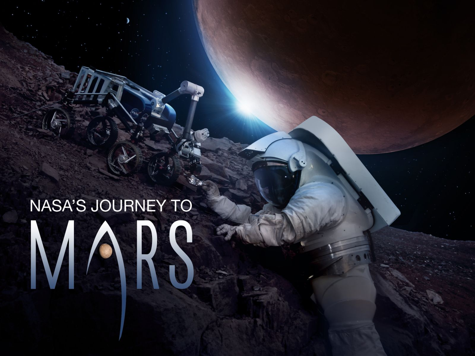 The Journey to Mars has a price tag, and it will give Congress ...