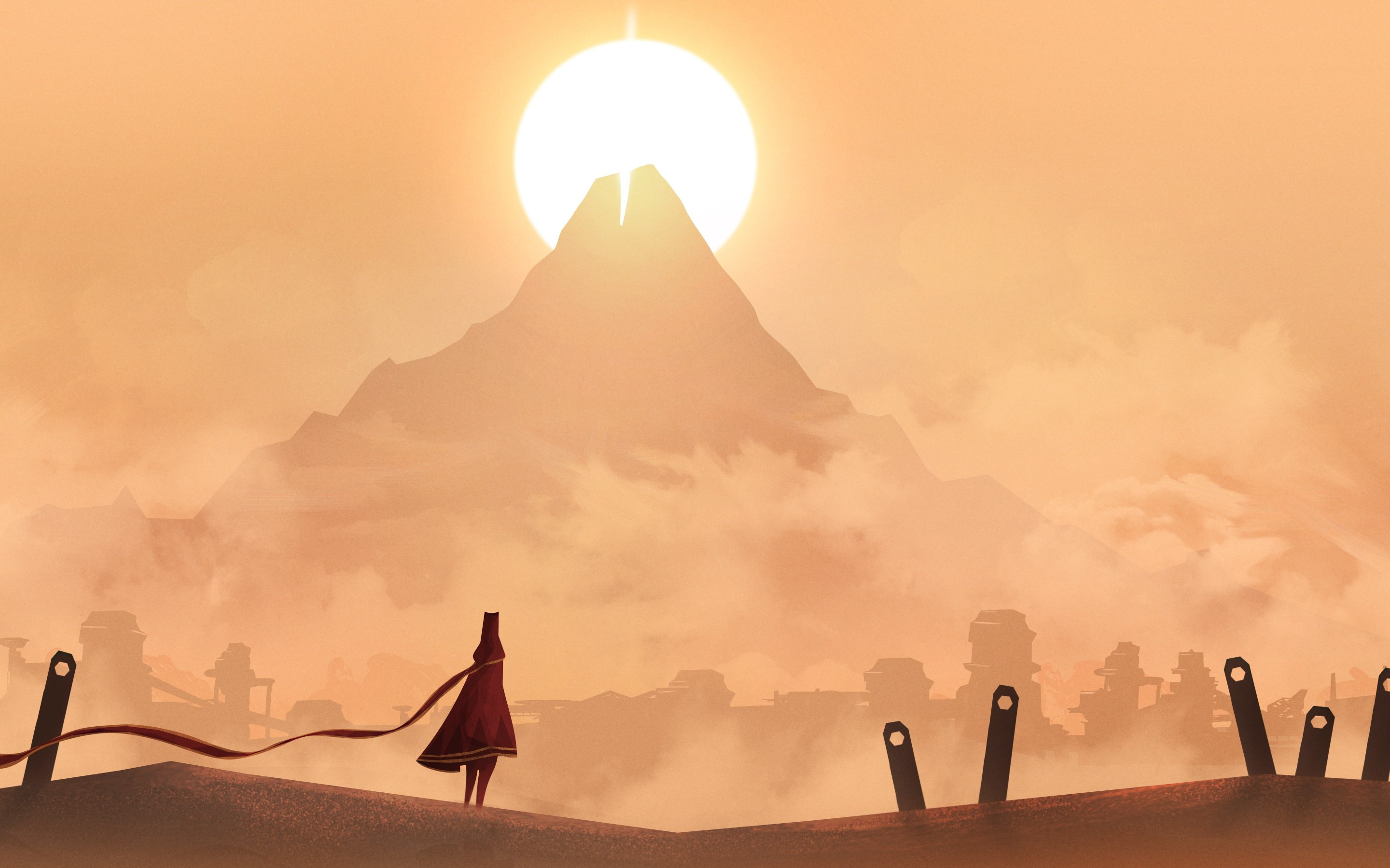 Why You Should Revisit Journey | AllGamers