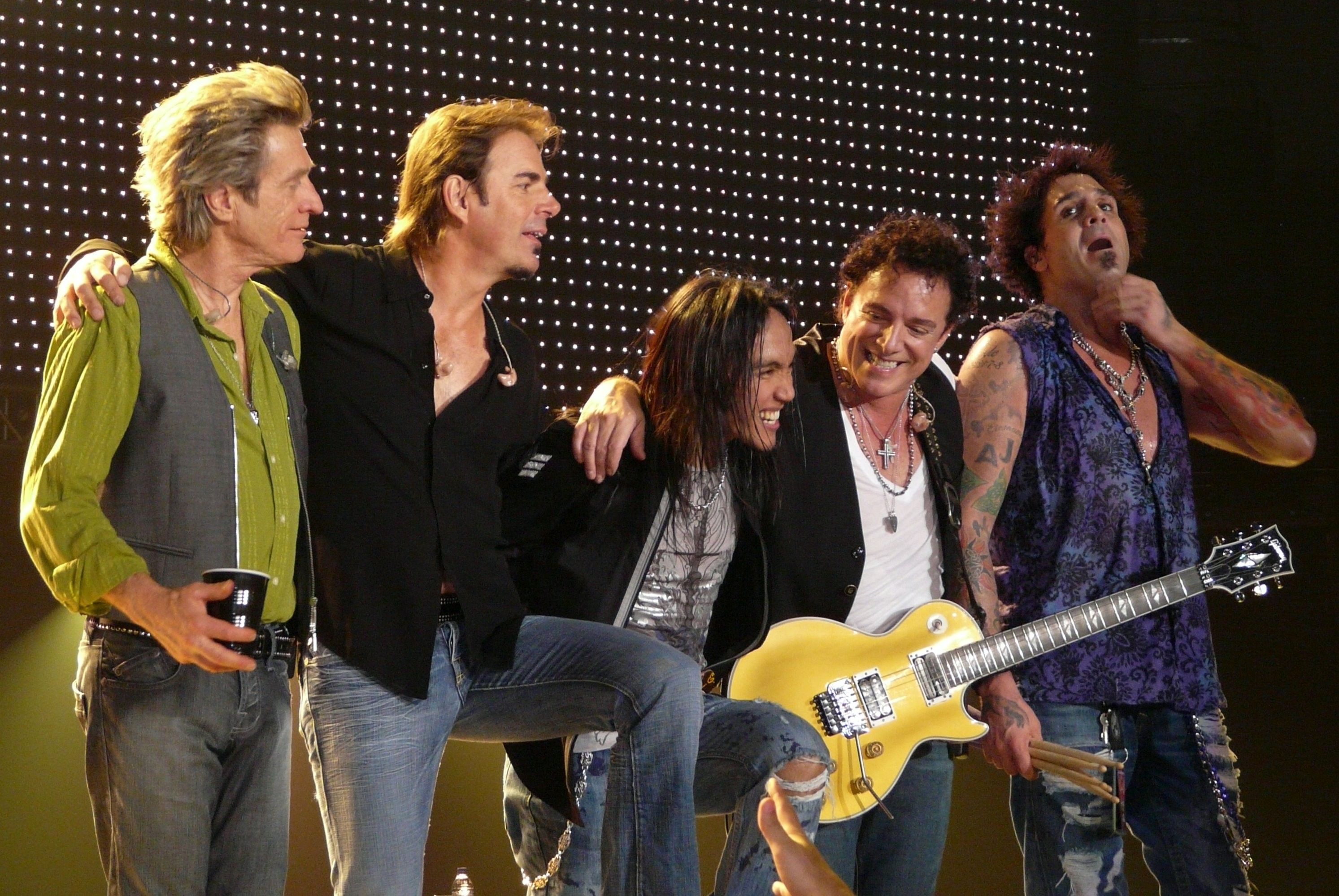 The Pretenders join Journey and Def Leppard on arena tour headed to ...