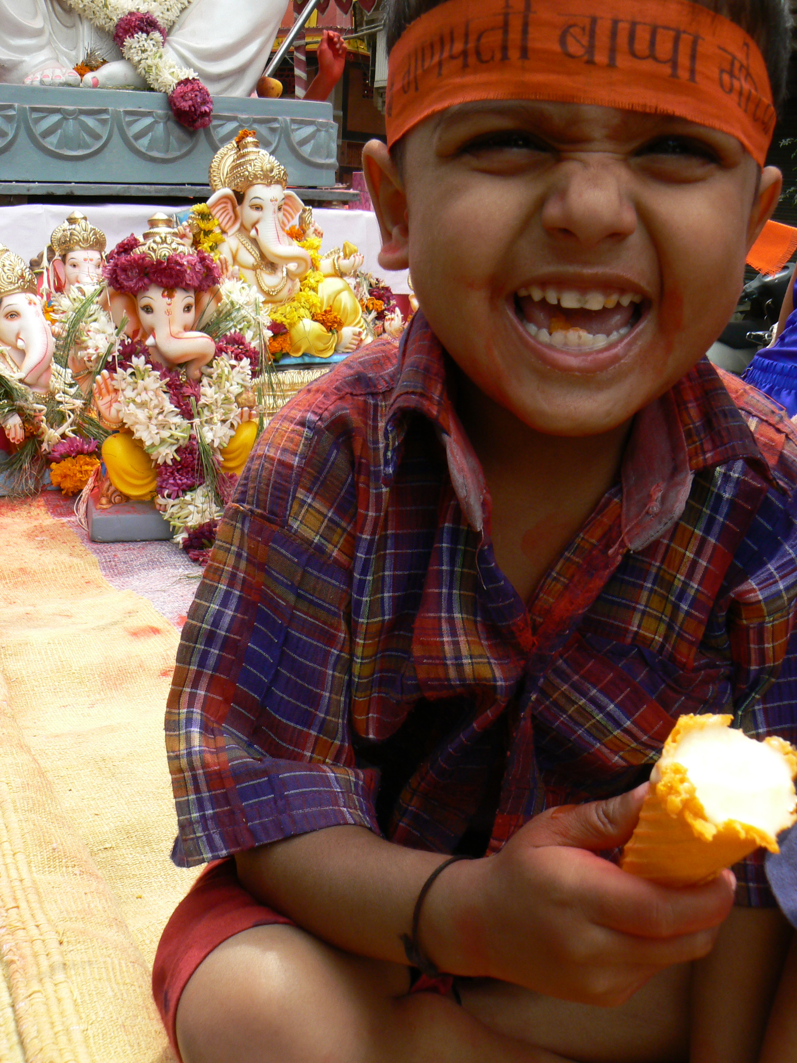 Joys of small things, Boy, Bspo06, Child, Festival, HQ Photo