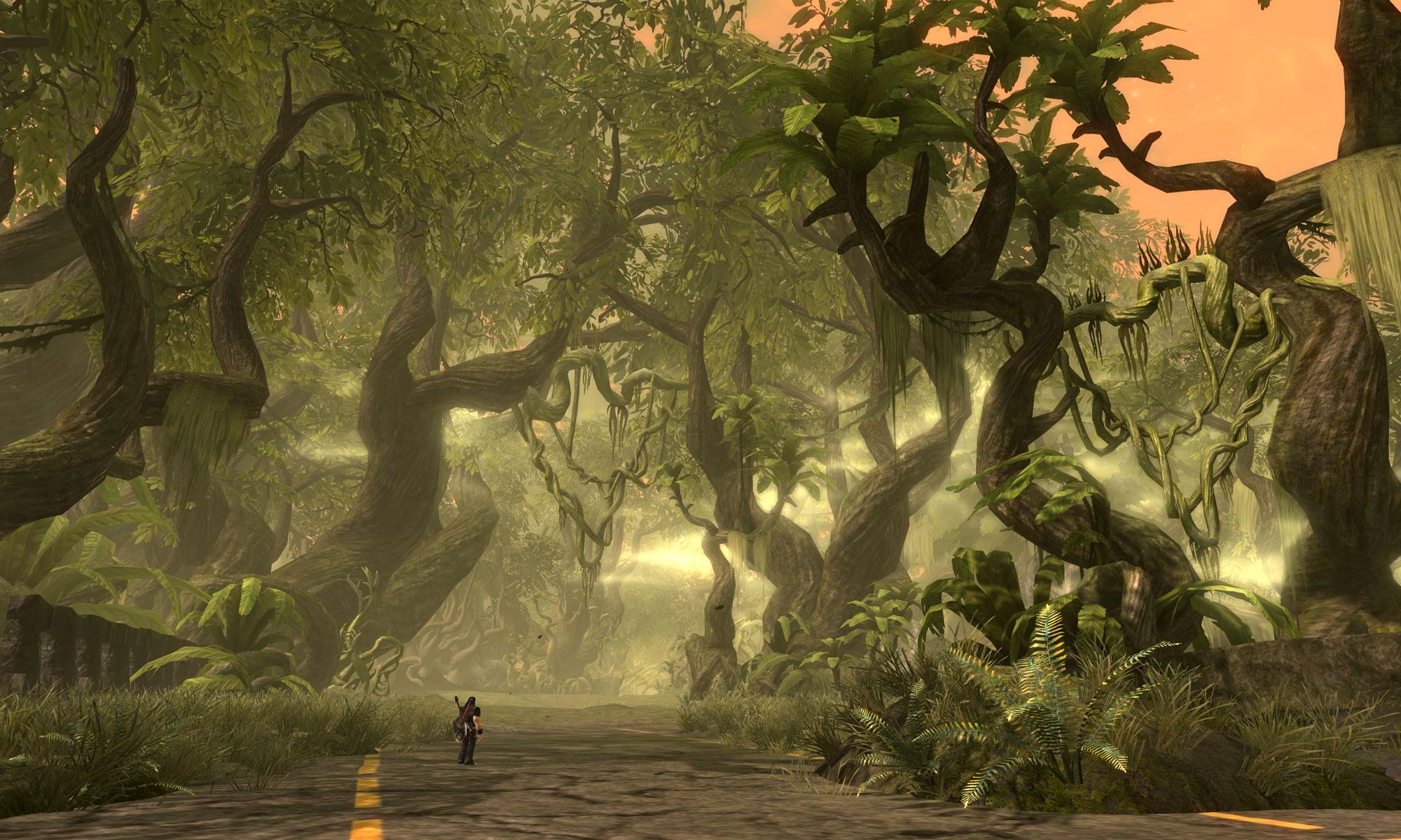 Brutal Legend Jungle